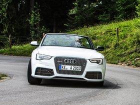 Ver foto 2 de Audi ABT RS5 Convertible 2014