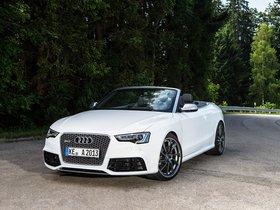 Ver foto 1 de Audi ABT RS5 Convertible 2014