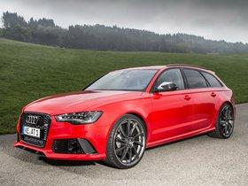Ver foto 3 de Audi ABT RS6 Avant 2013