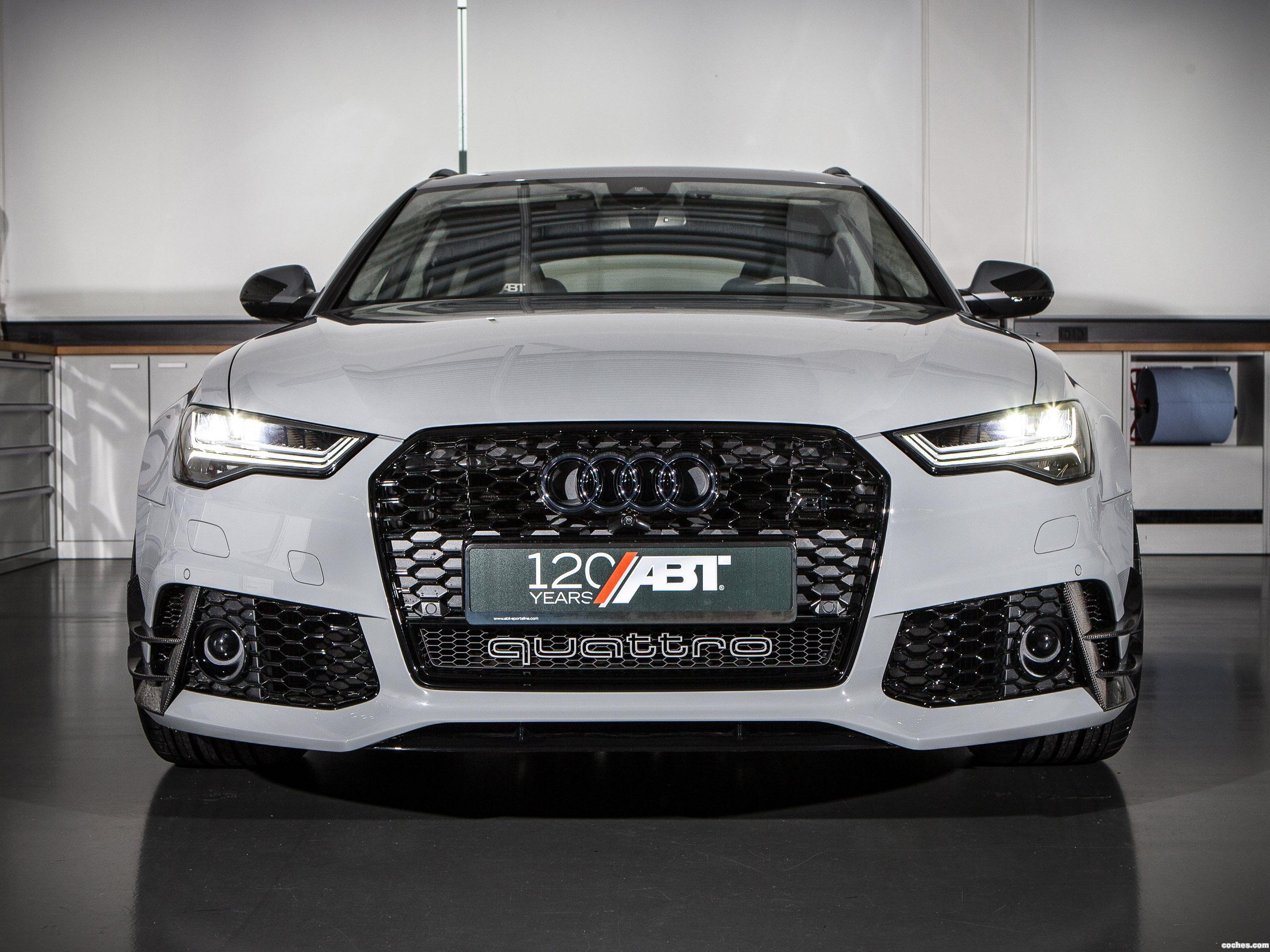 Foto 0 de ABT Audi RS6 Avant 2016