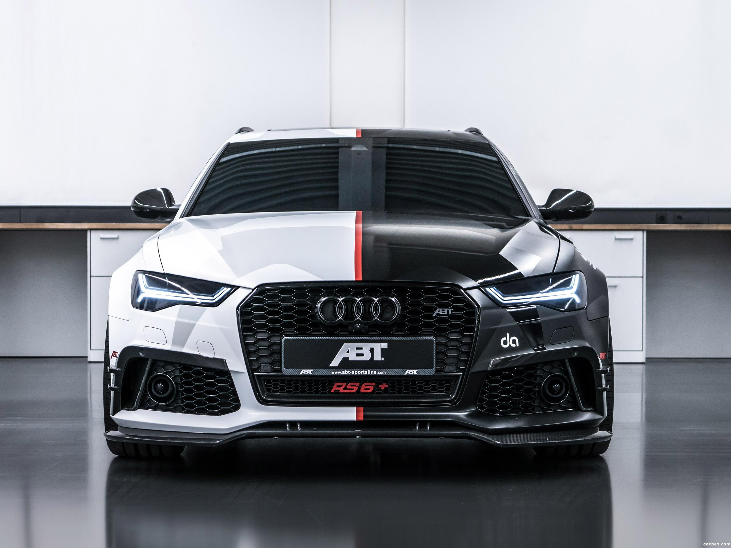 Foto 0 de ABT Audi RS6 Plus Avant for Jon Olsson 2018