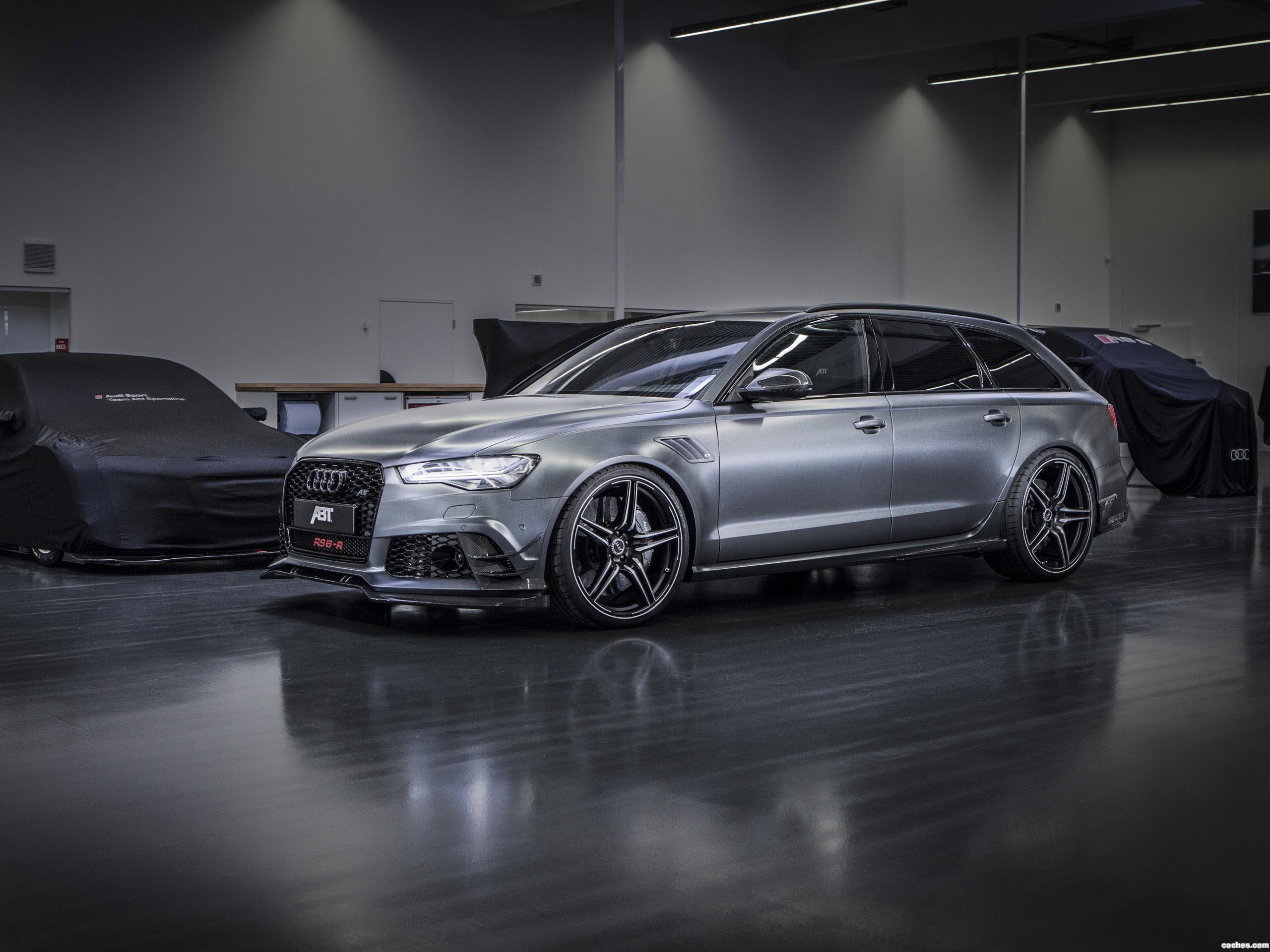 Foto 0 de Audi ABT RS6-R Avant 2015