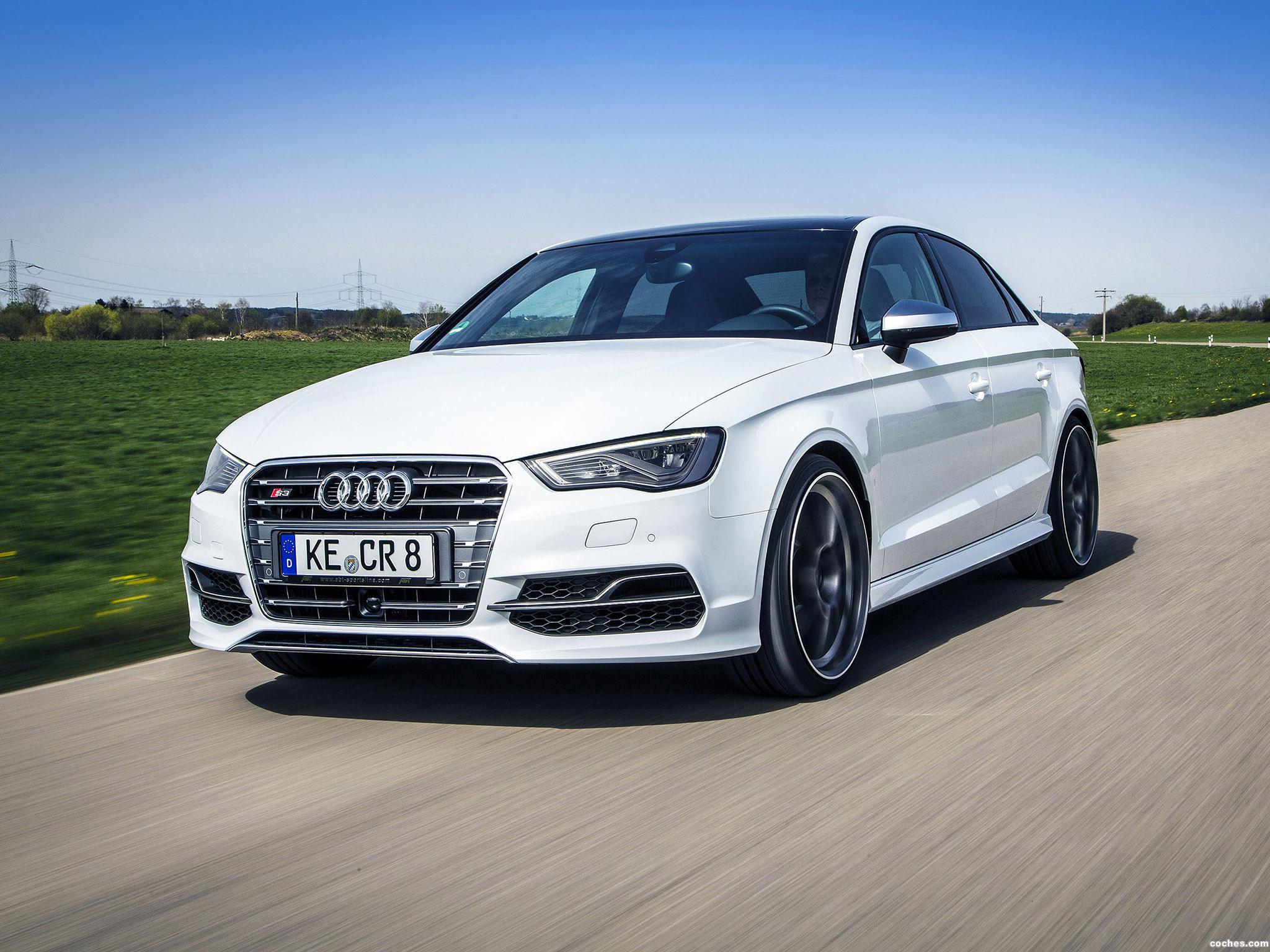 Foto 0 de Audi ABT S3 Sedan 2014