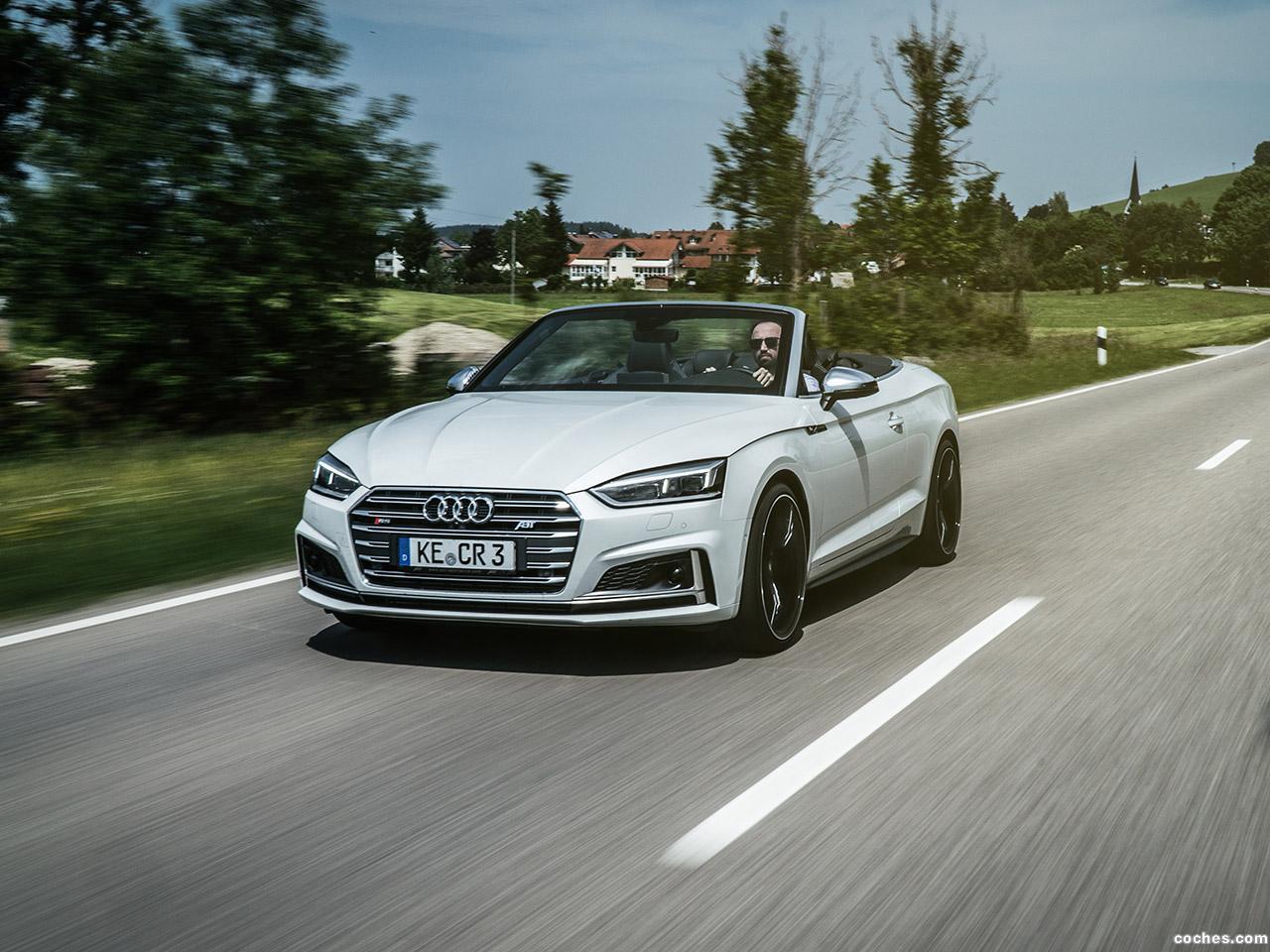 Foto 0 de ABT Audi S5 Cabriolet 2017
