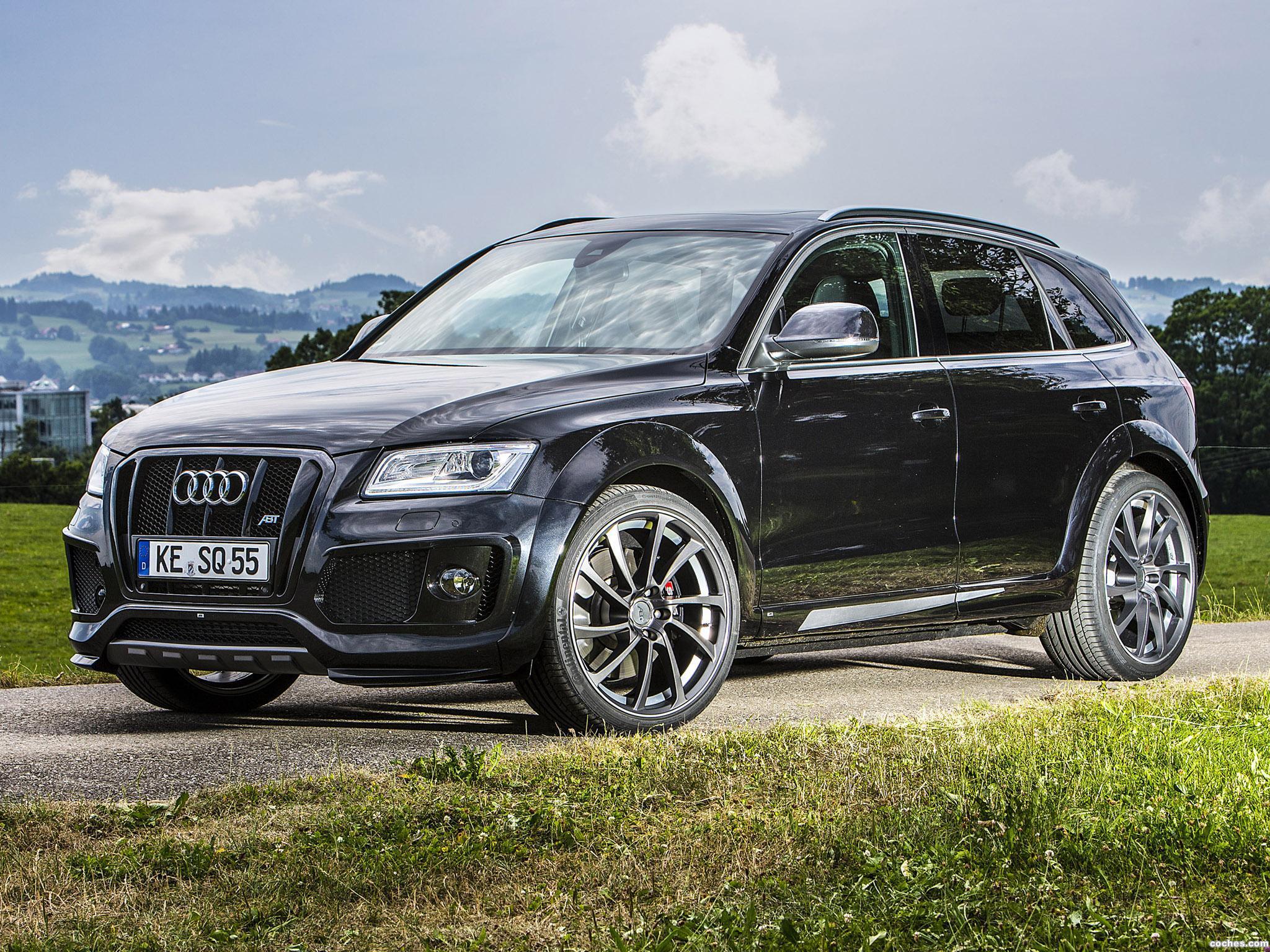 Foto 0 de Audi ABT SQ5 2013