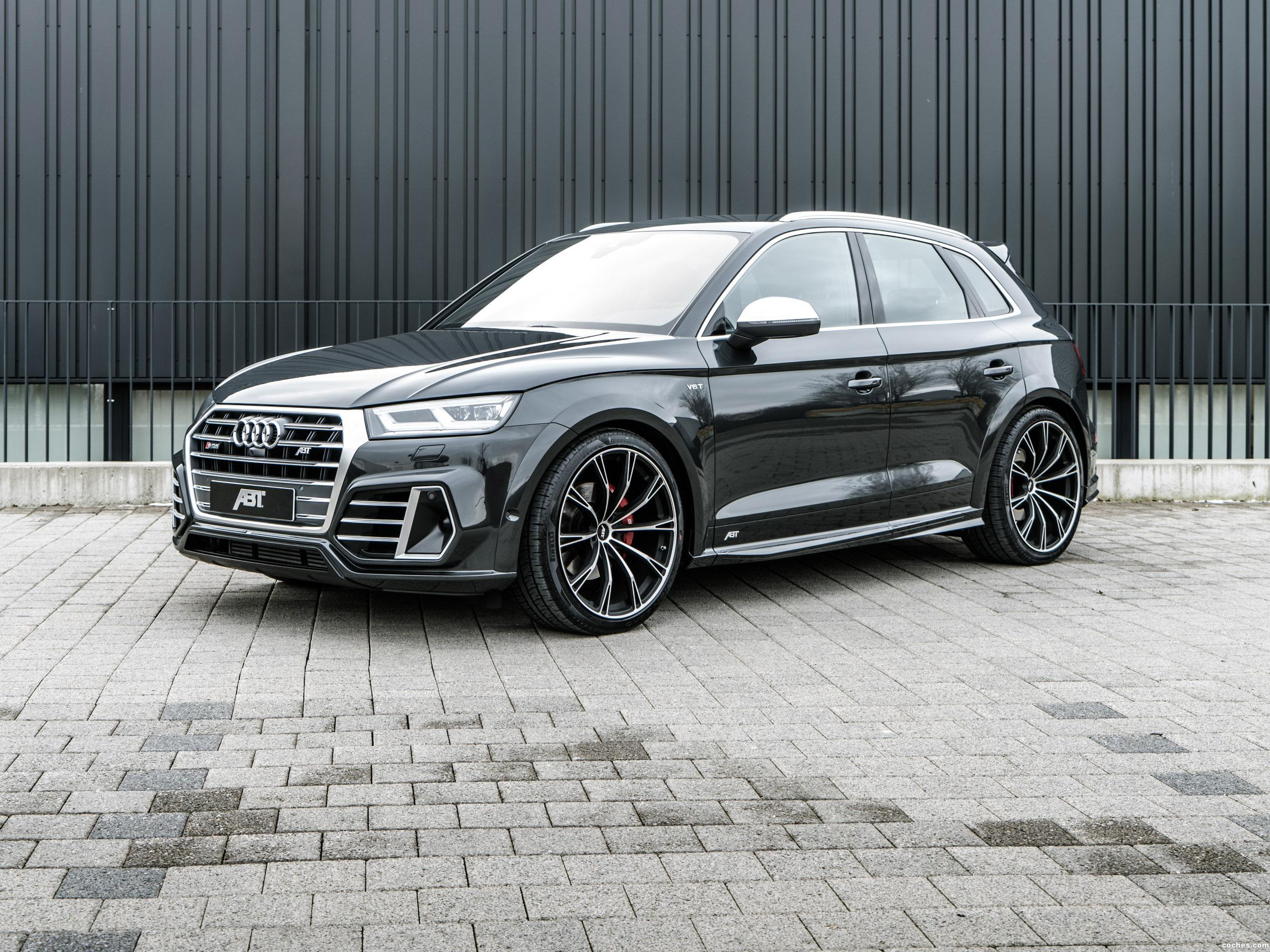 Foto 0 de ABT Audi SQ5 Widebody 2018
