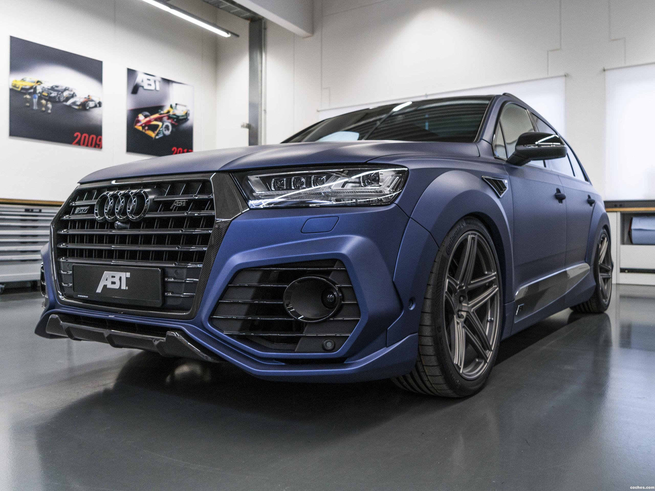 Foto 0 de ABT Audi SQ7 Vossen 1 of 10 2017