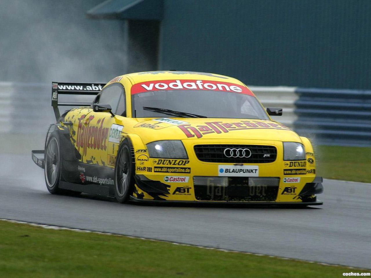 Foto 0 de Audi ABT TT-R DTM 2000
