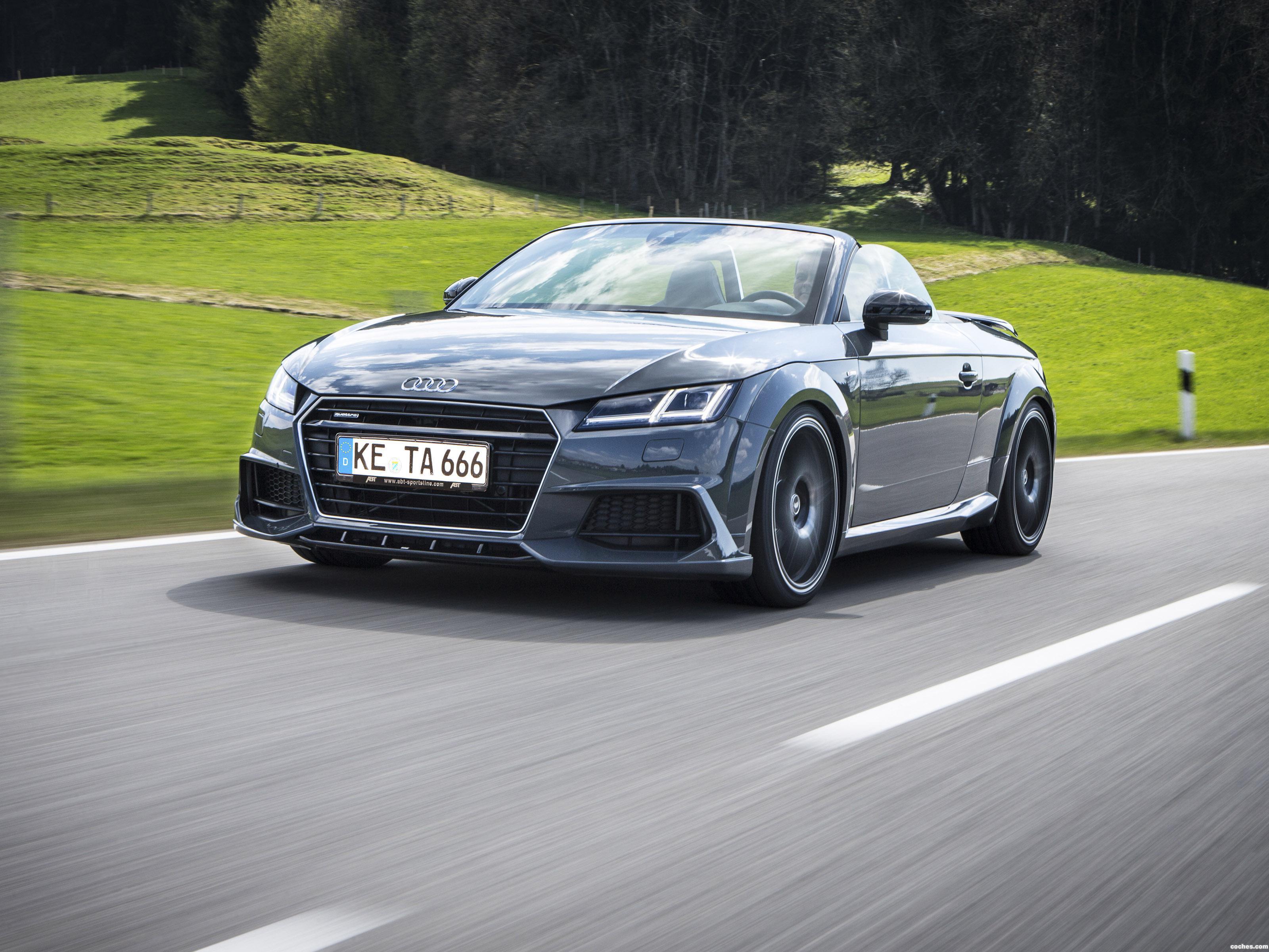 Foto 0 de ABT Audi TT Roadster 2015
