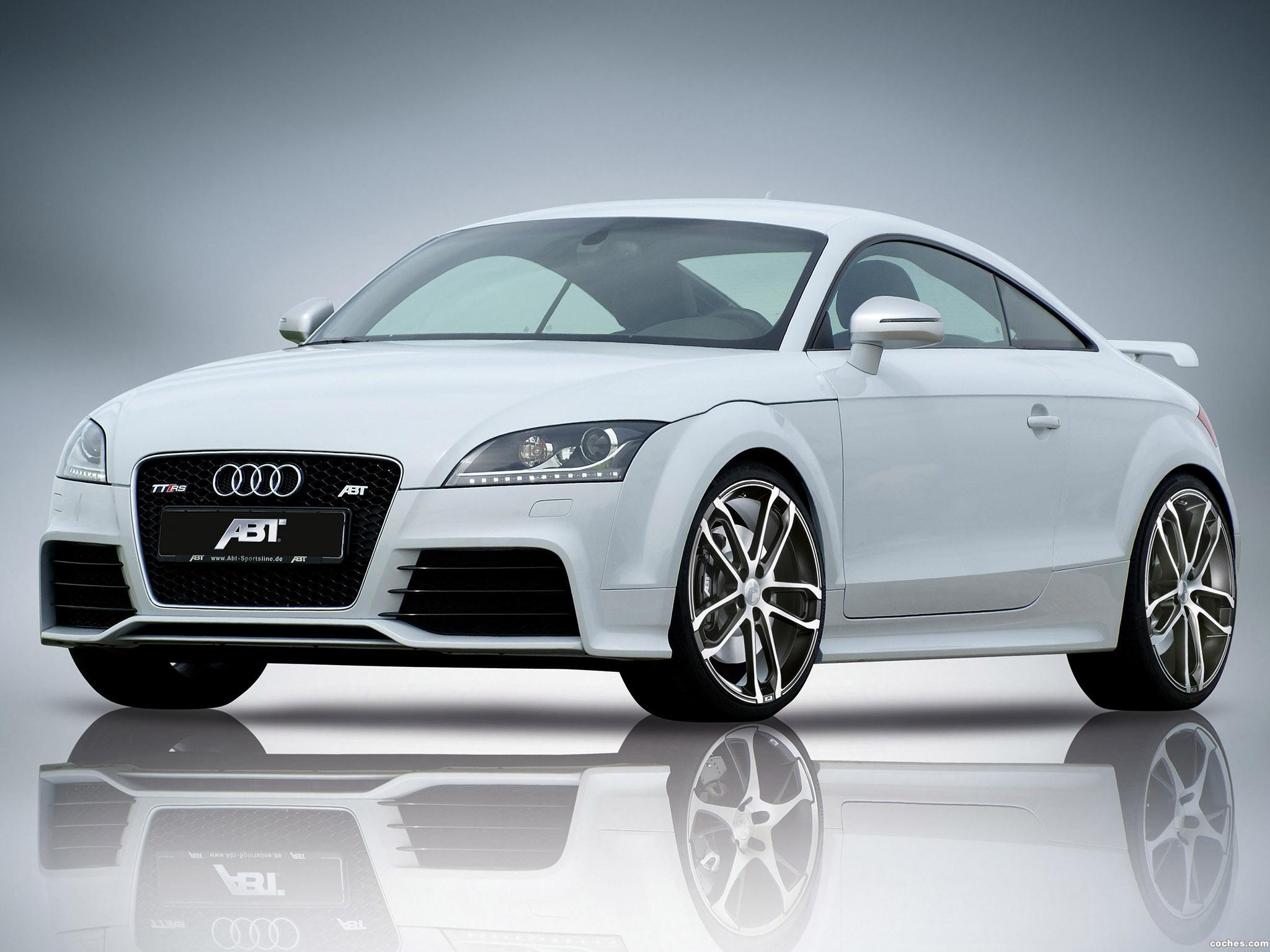 Foto 0 de Audi TT RS Coupe abt 2010