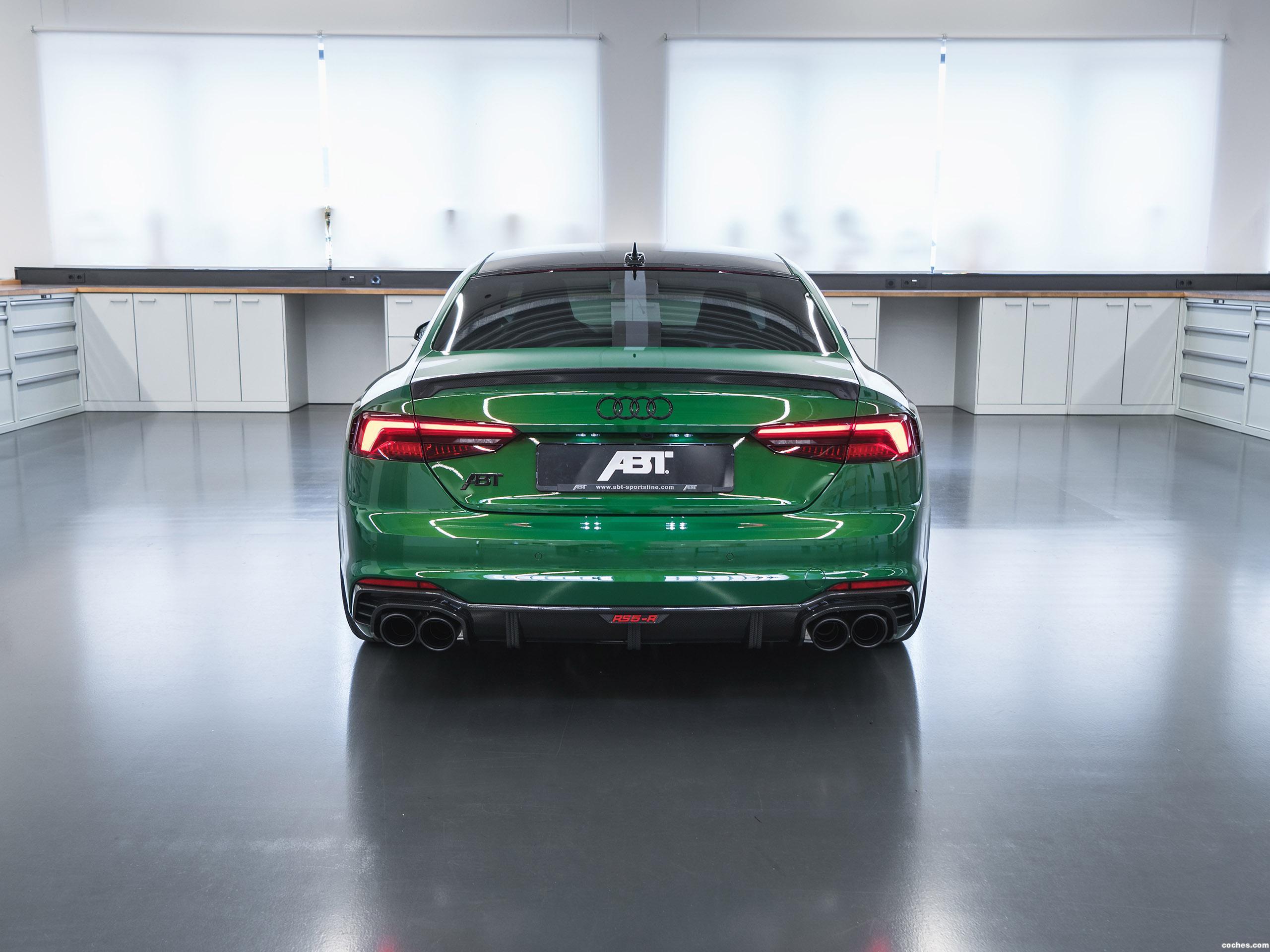 Foto 10 de Audi ABT RS5-R Coupe 2018