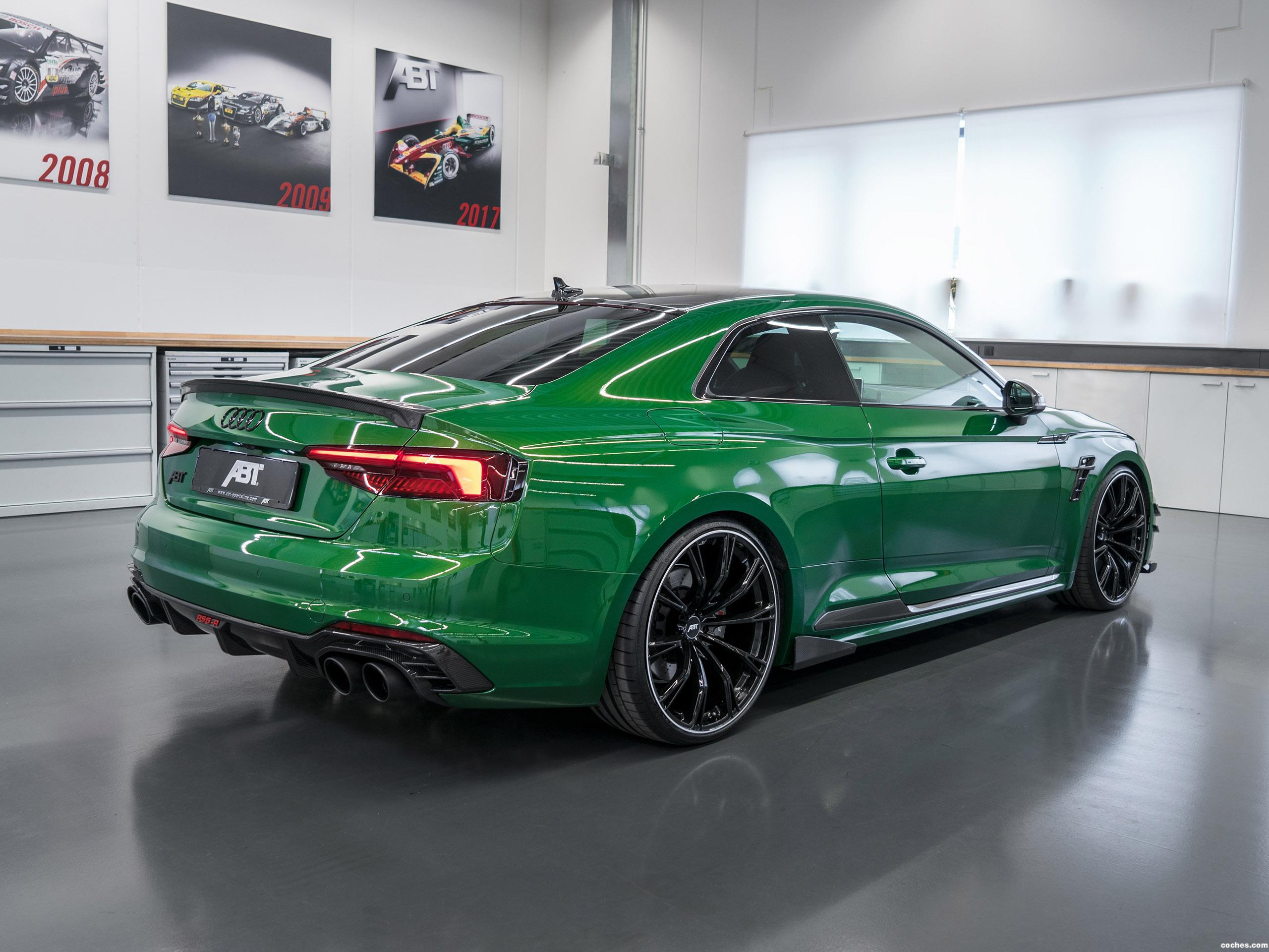 Foto 8 de Audi ABT RS5-R Coupe 2018