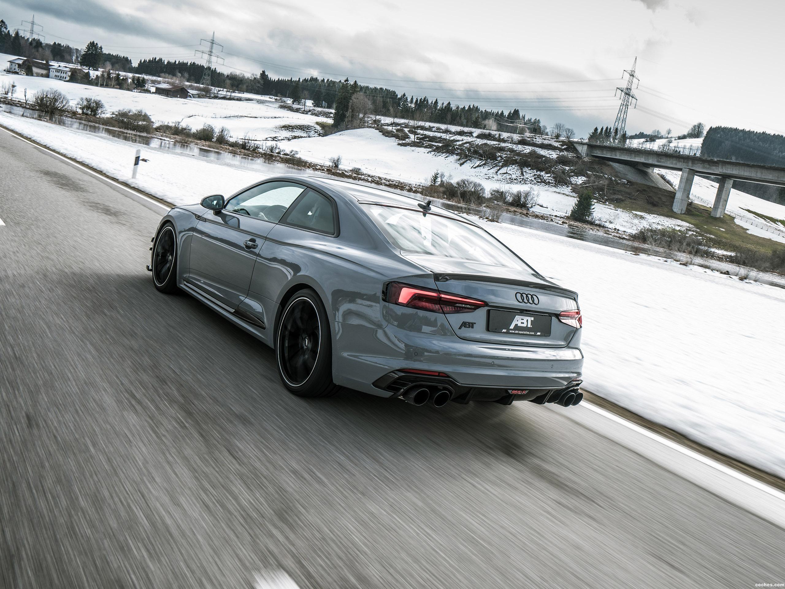 Foto 6 de Audi ABT RS5-R Coupe 2018