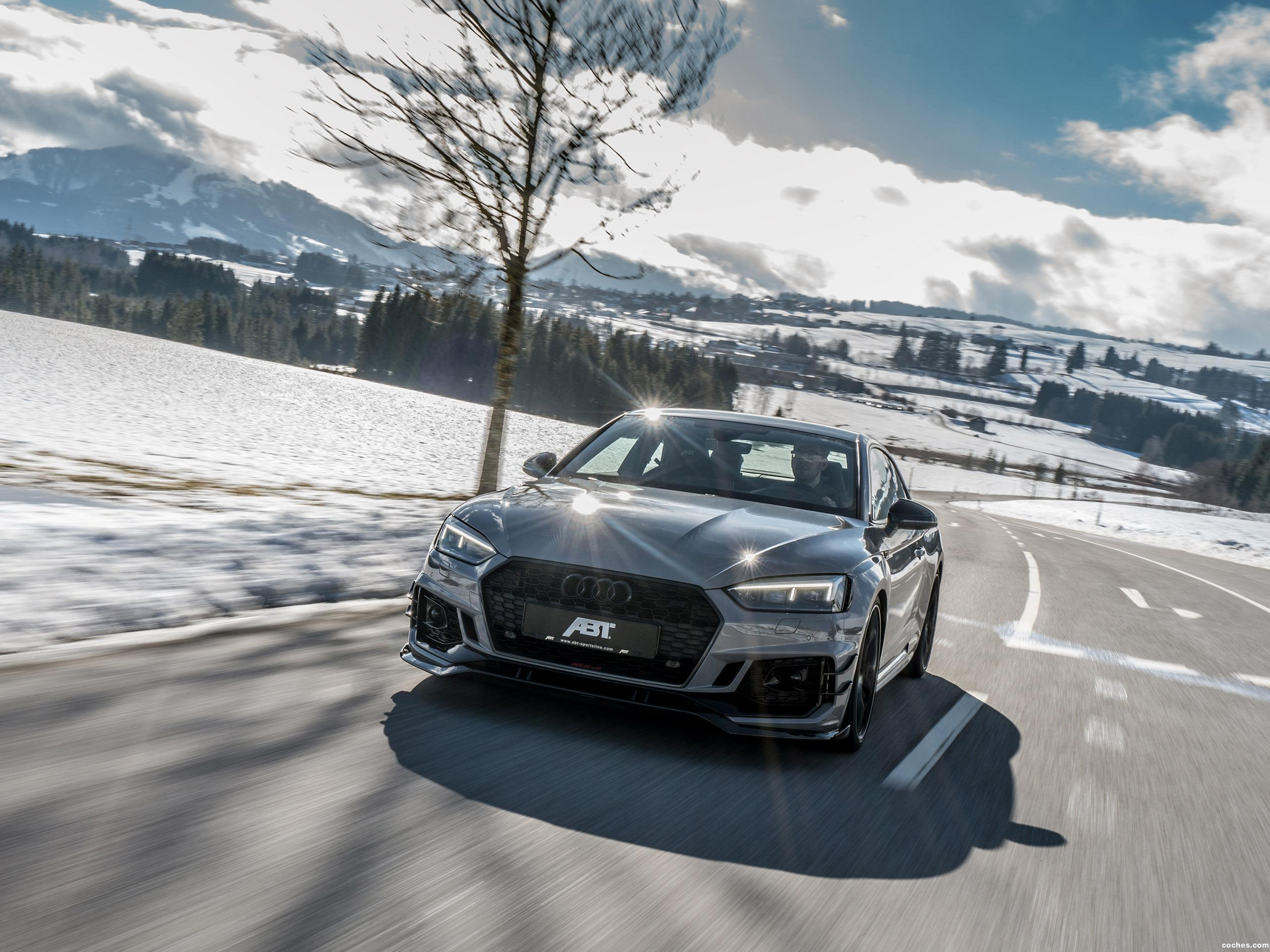 Foto 3 de Audi ABT RS5-R Coupe 2018