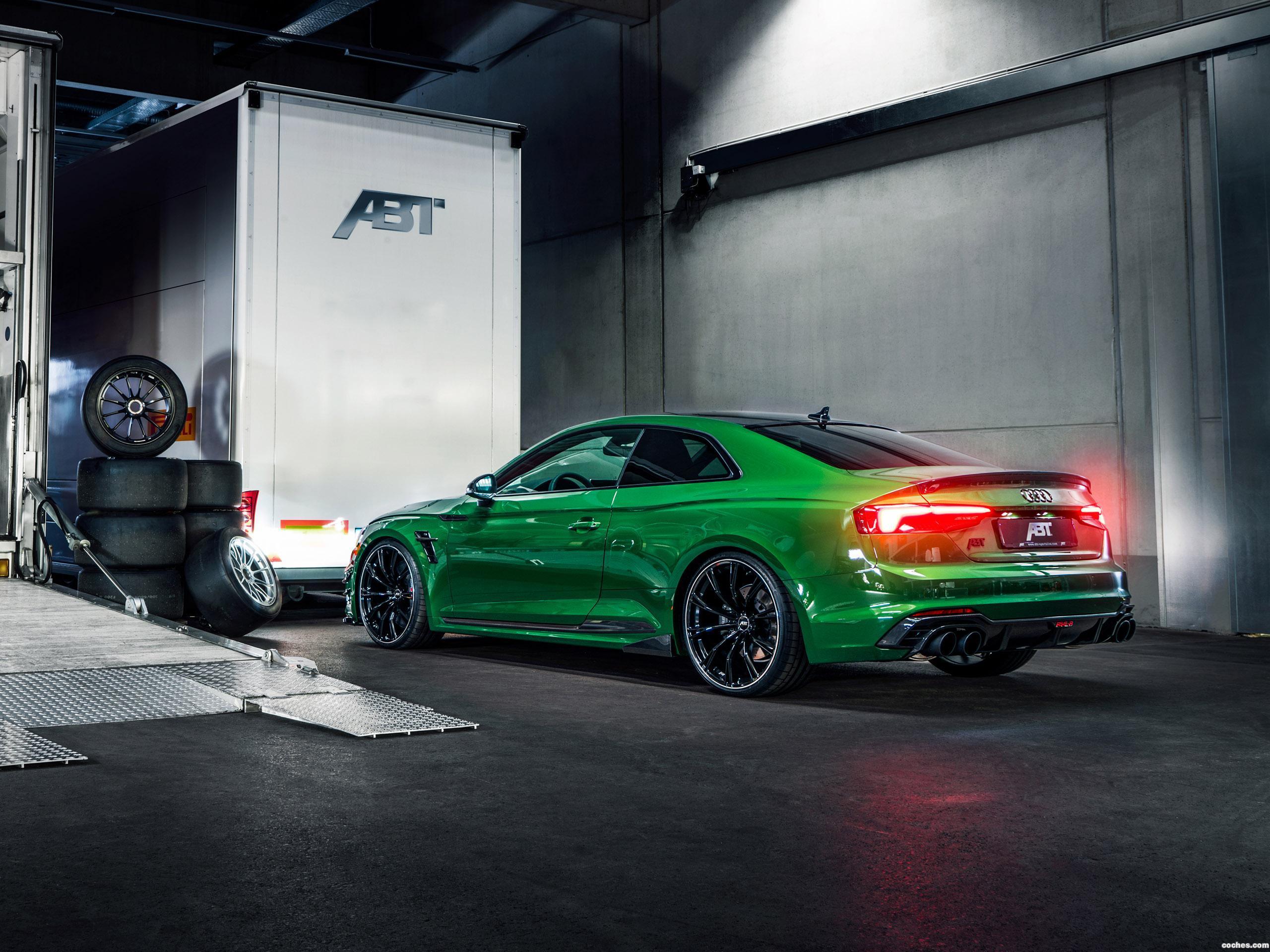 Foto 2 de Audi ABT RS5-R Coupe 2018