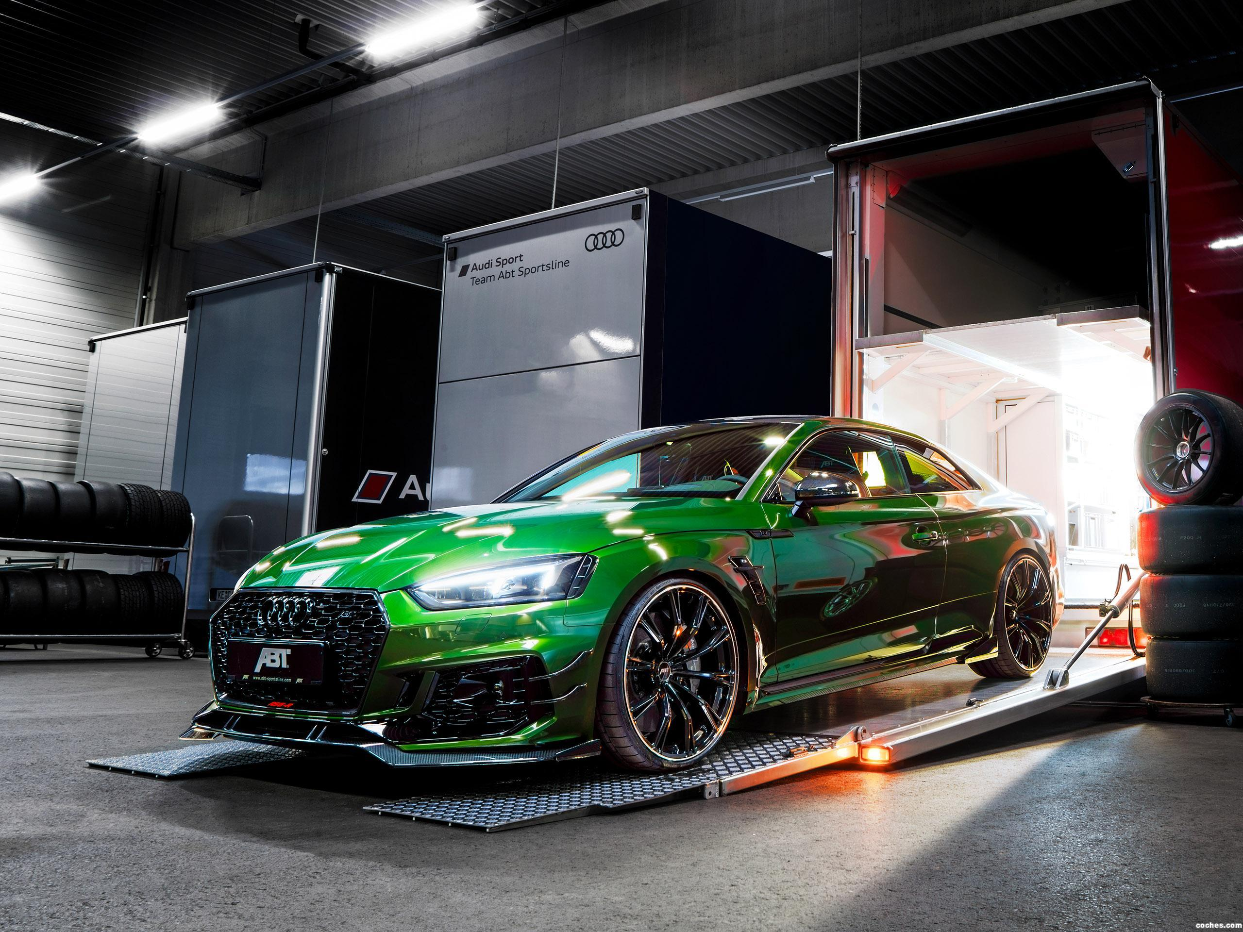 Foto 1 de Audi ABT RS5-R Coupe 2018