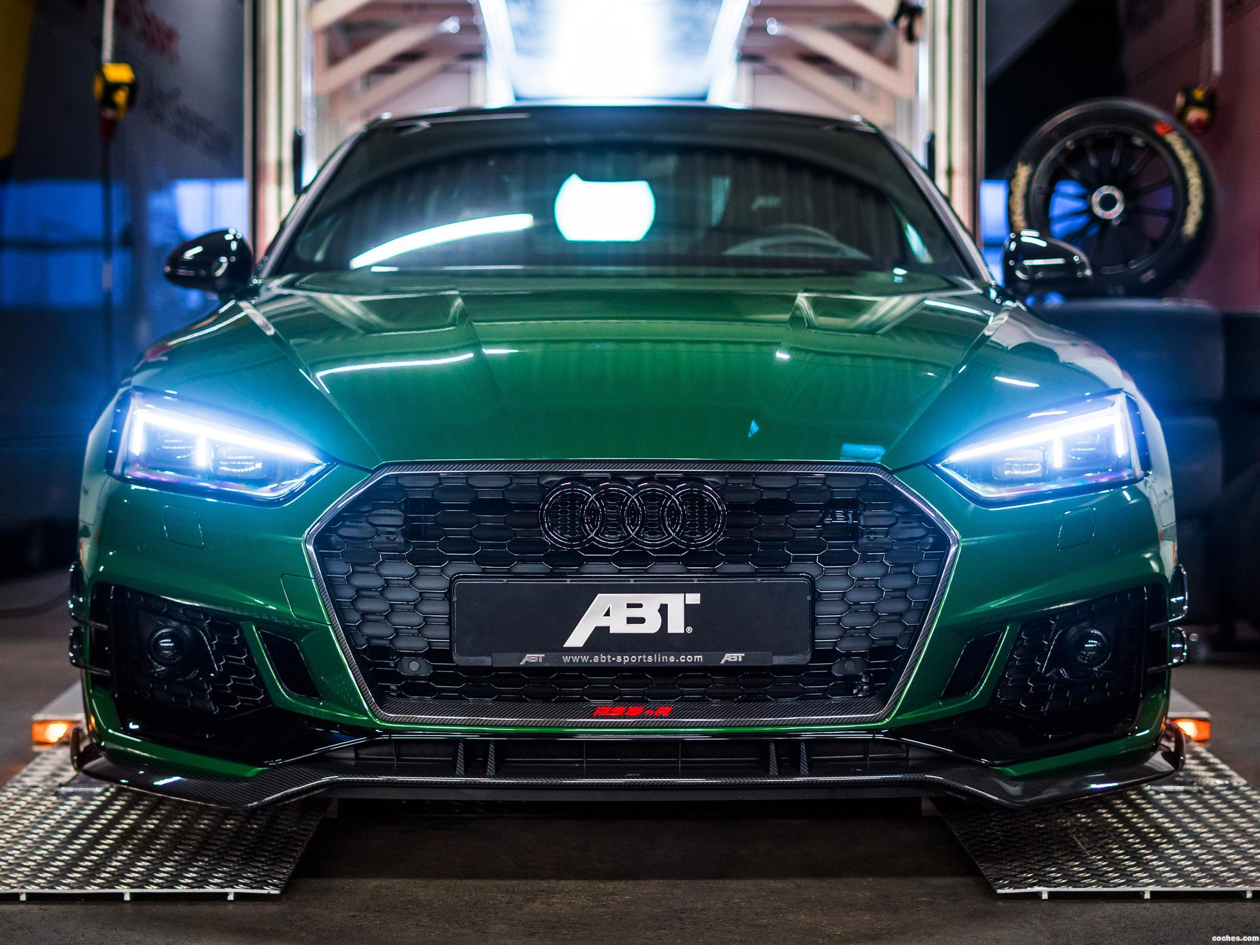Foto 0 de Audi ABT RS5-R Coupe 2018