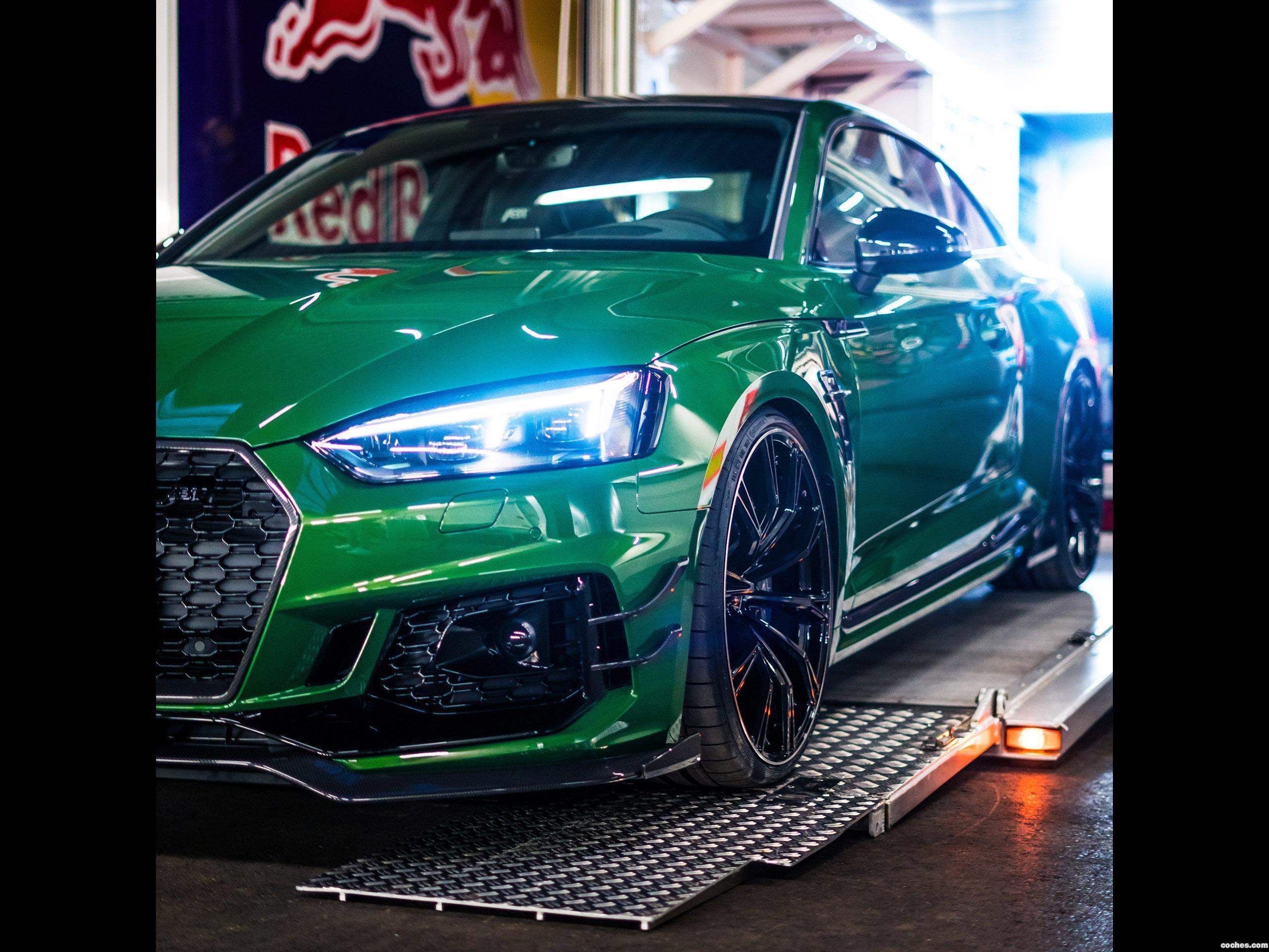 Foto 17 de Audi ABT RS5-R Coupe 2018