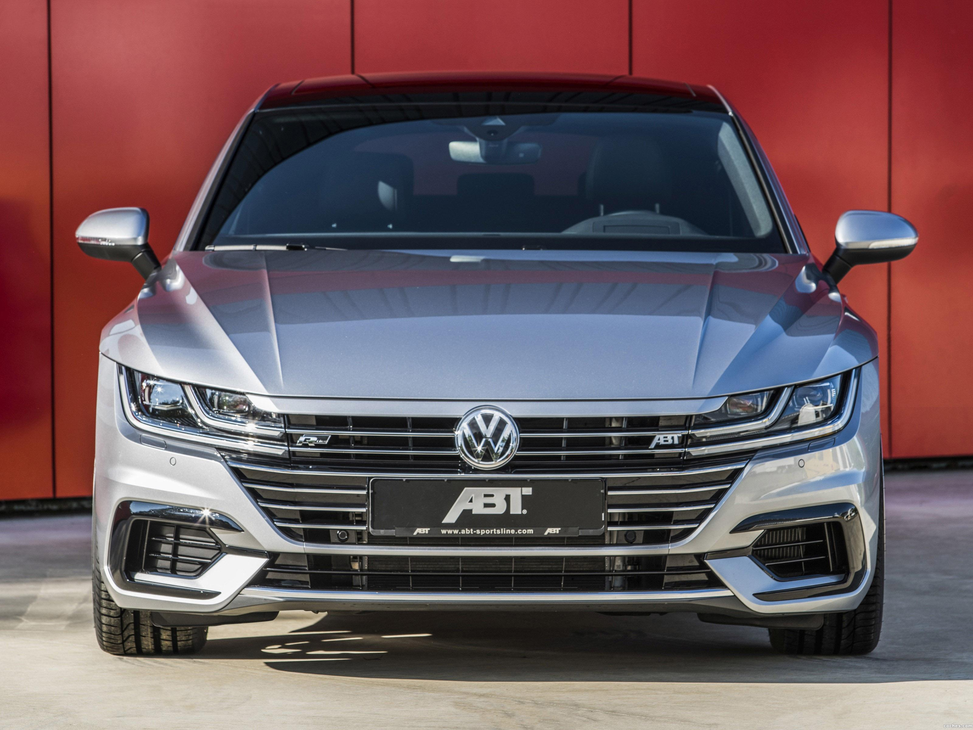 Foto 0 de ABT Volkswagen Arteon 2017