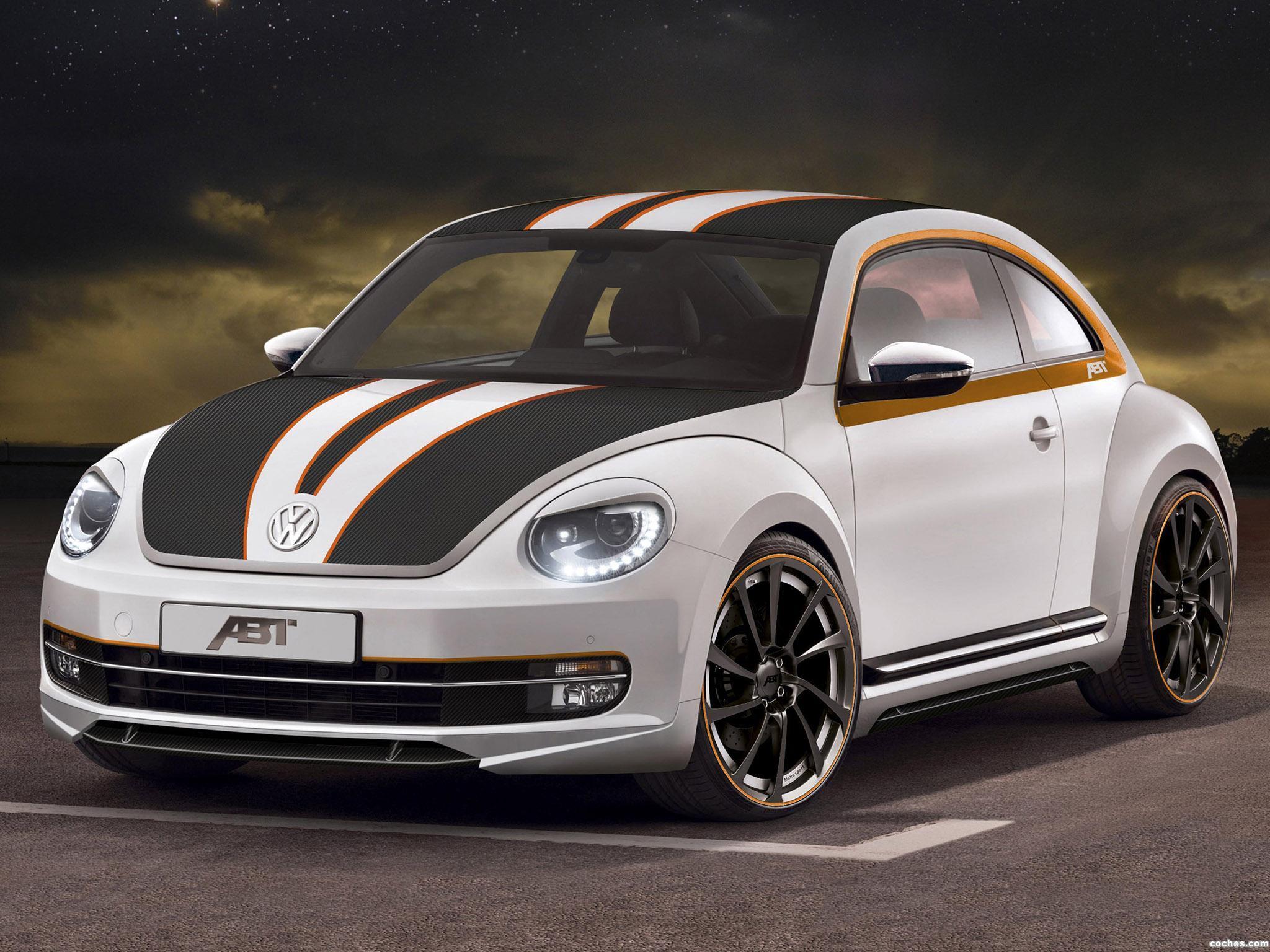 Foto 0 de Volkswagen abt Beetle 2011