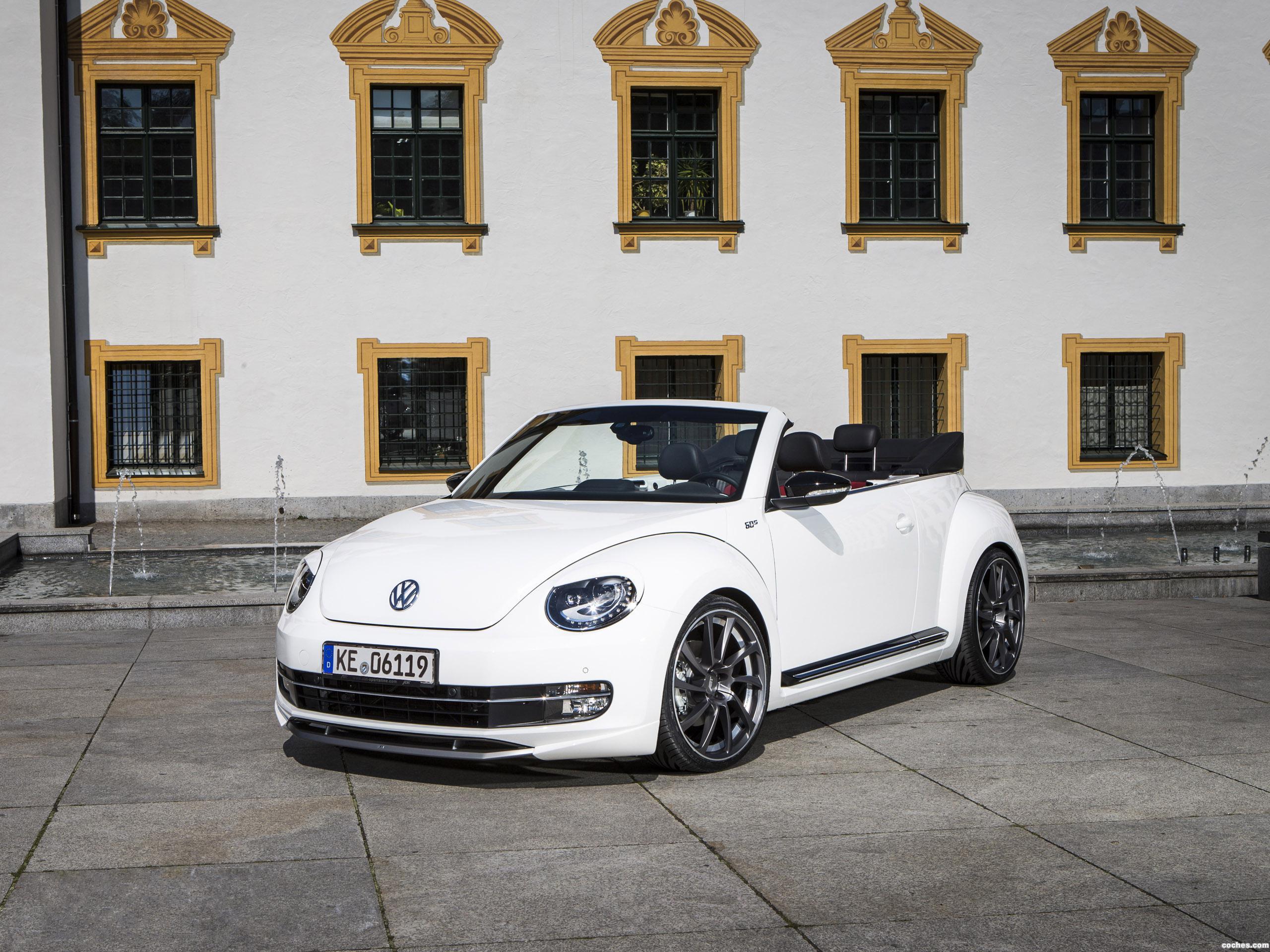 Foto 0 de ABT Volkswagen Beetle Cabrio 2014