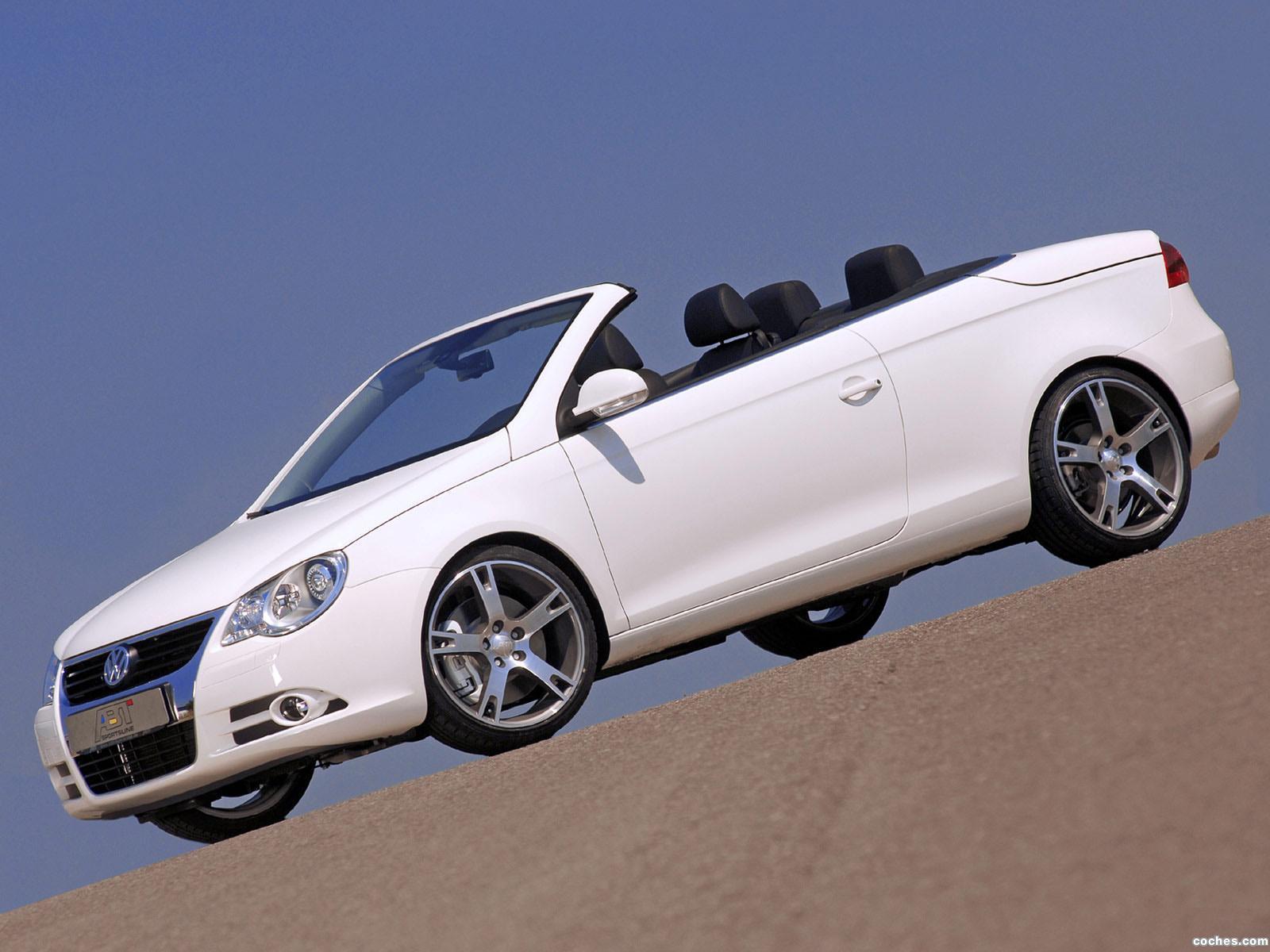 Foto 3 de Volkswagen ABT Eos 2006