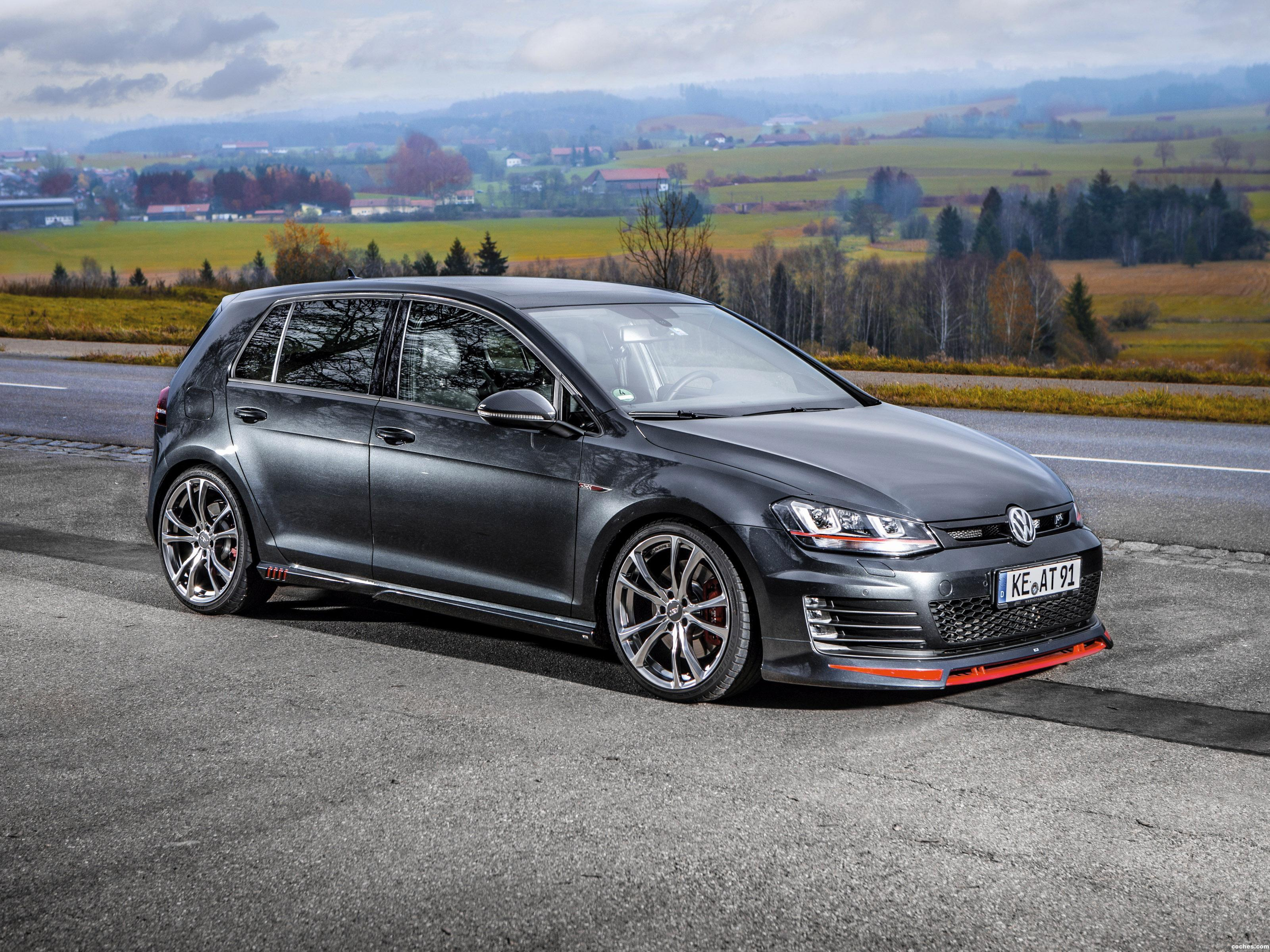 Foto 0 de ABT Volkswagen Golf VS4 2017