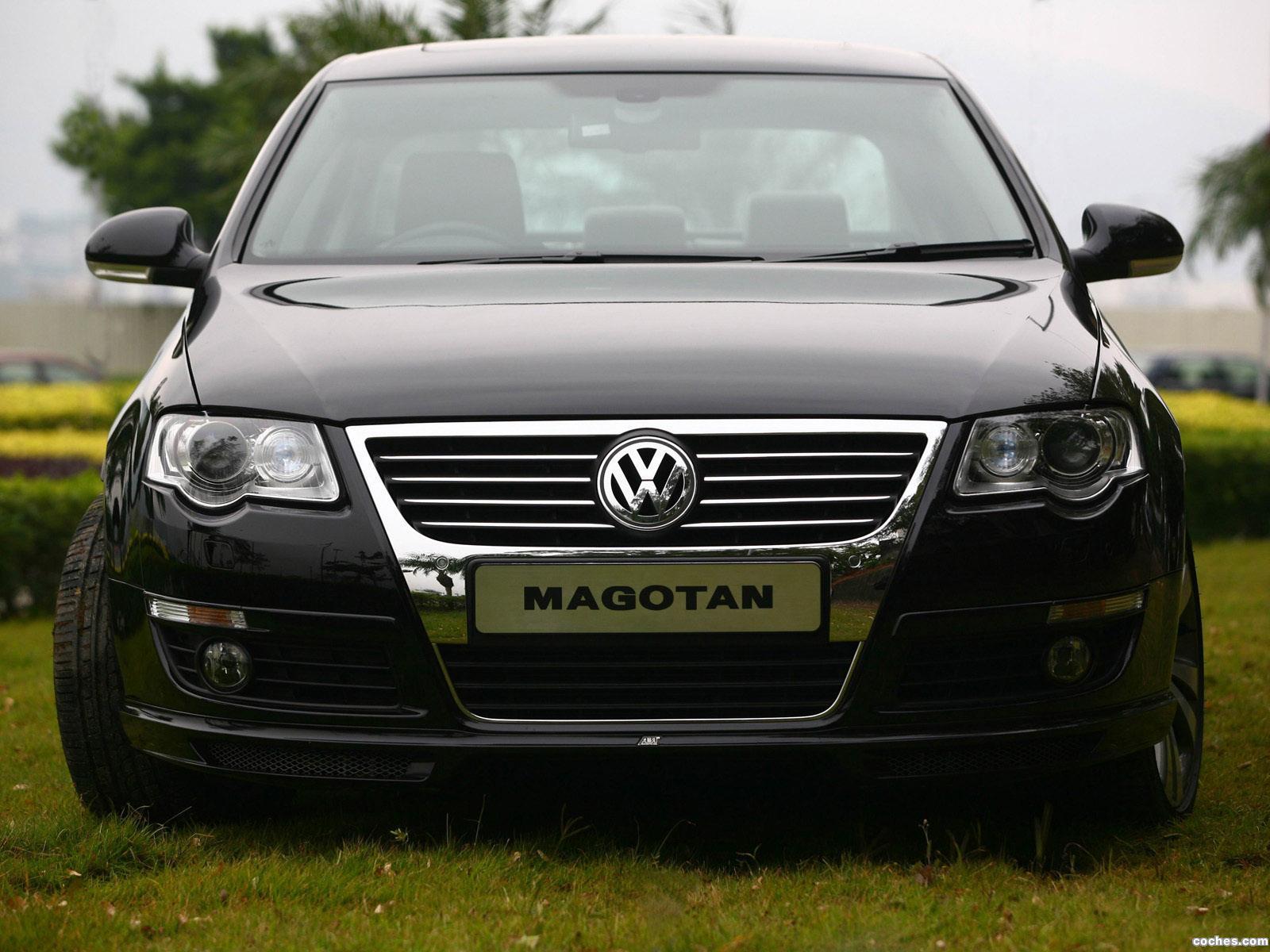 Foto 0 de Volkswagen ABT Magotan China 2007