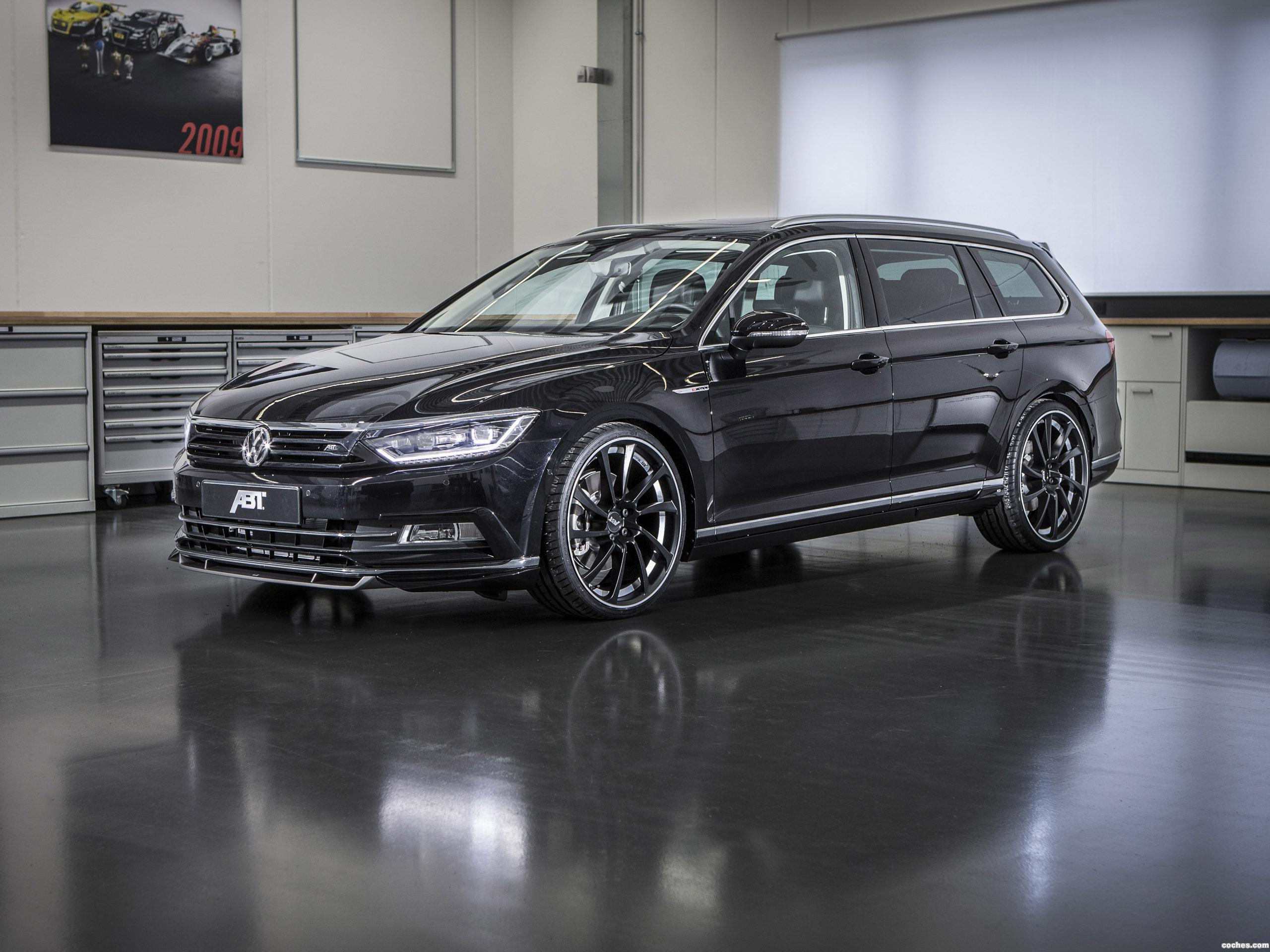 Foto 0 de Volkswagen ABT Passat Variant 2015