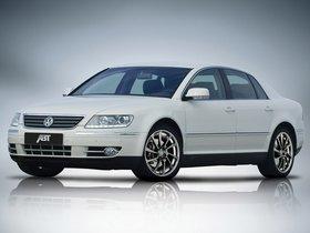 Fotos de Volkswagen ABT Phaeton 2008