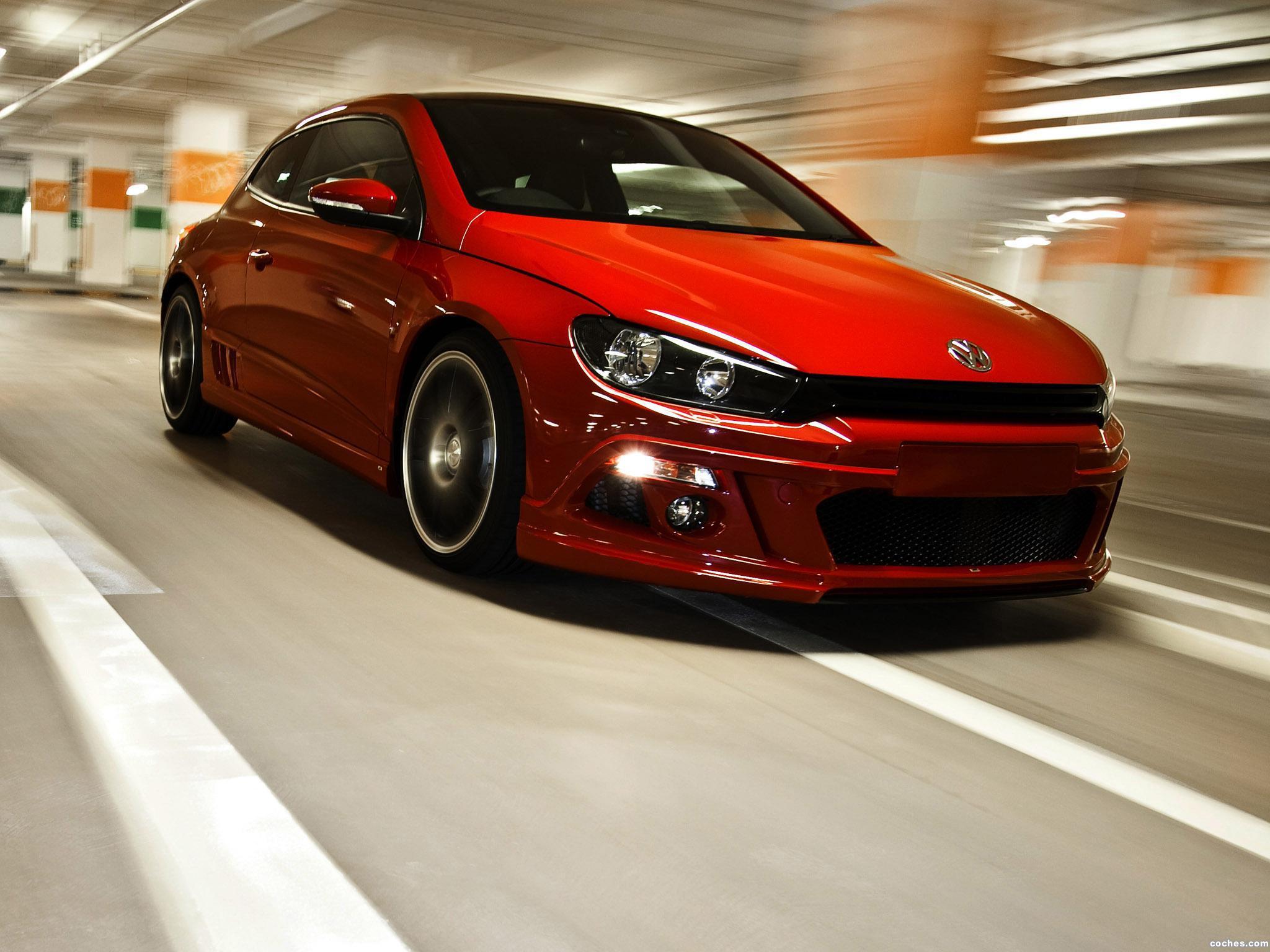 Foto 0 de Volkswagen ABT Scirocco 2014