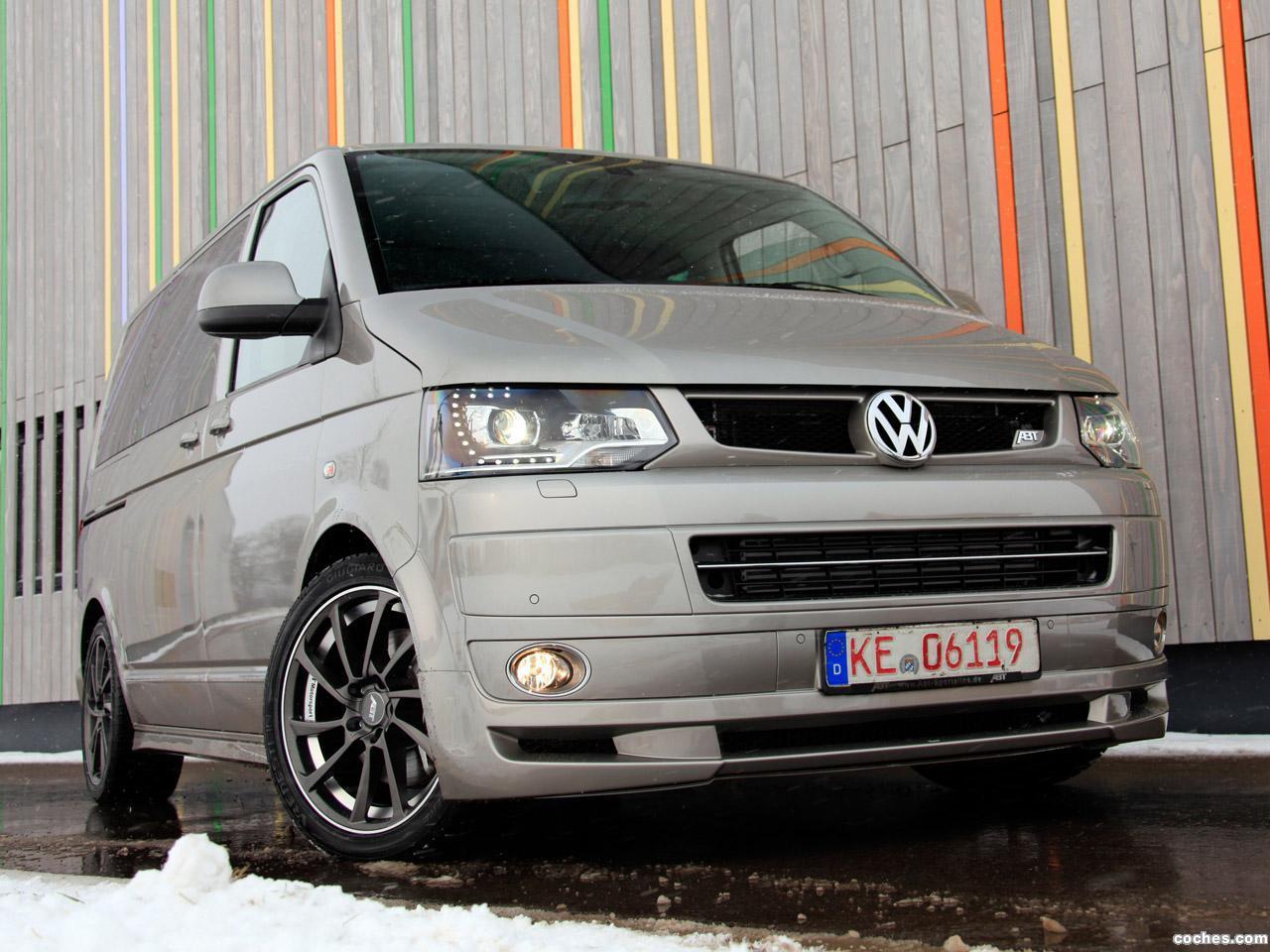 Foto 0 de Volkswagen ABT T5 Multivan 2012