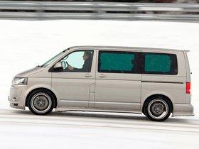 Ver foto 4 de Volkswagen ABT T5 Multivan 2012