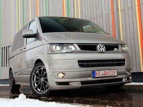 Fotos de Volkswagen ABT T5 Multivan 2012