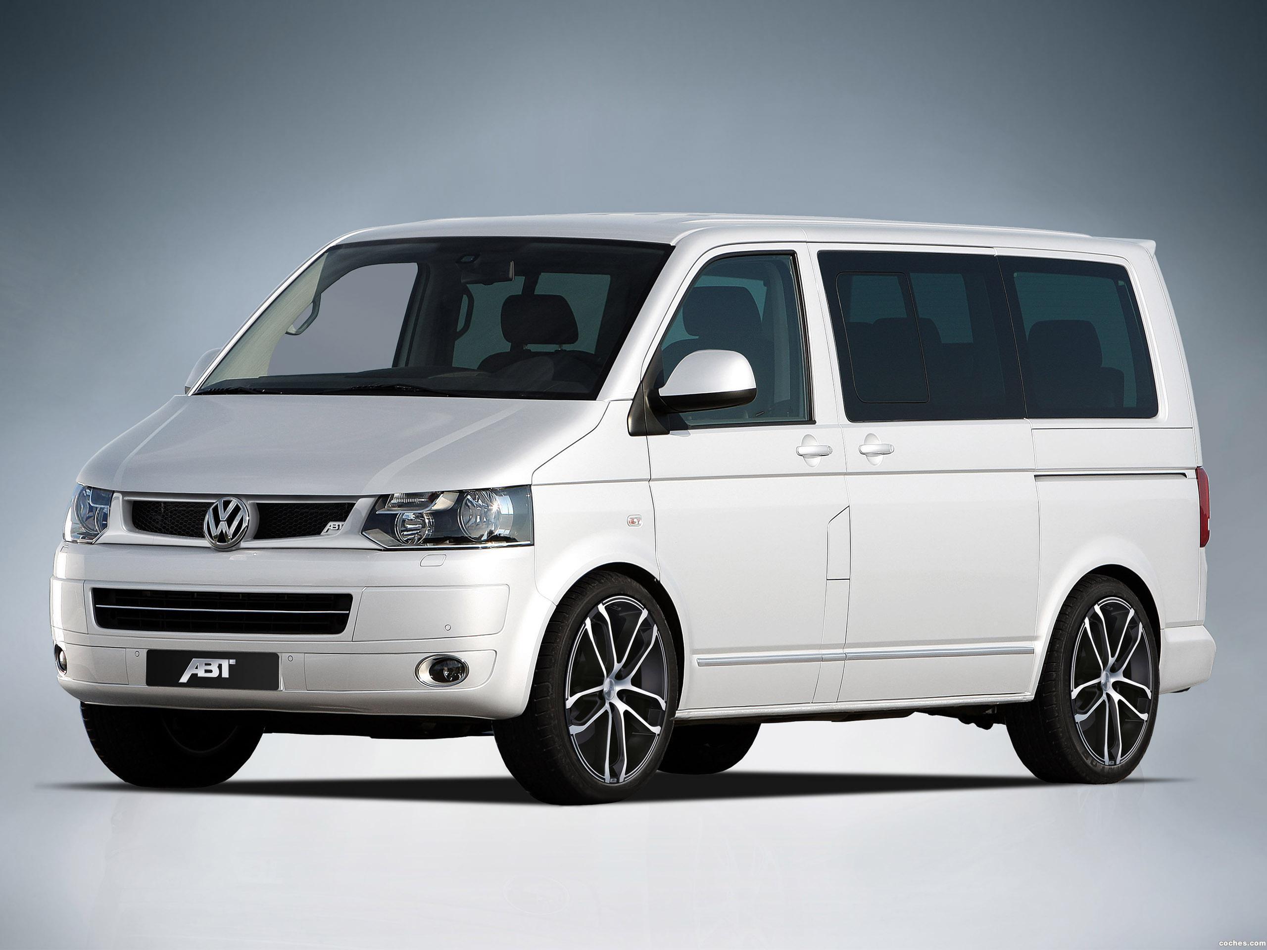 Foto 0 de Volkswagen ABT T5 Multivan 2014