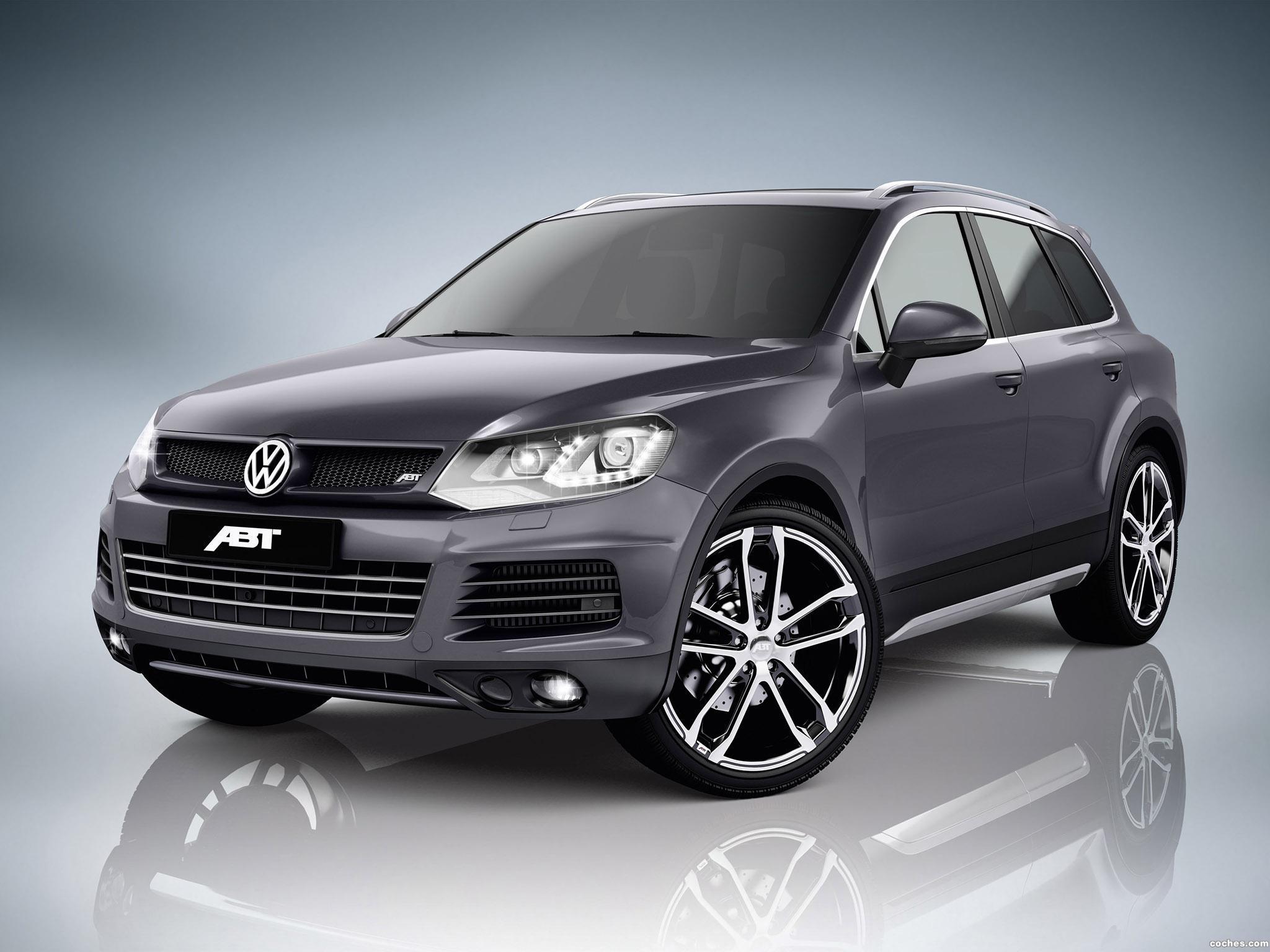 Foto 0 de Volkswagen Touareg abt 2011