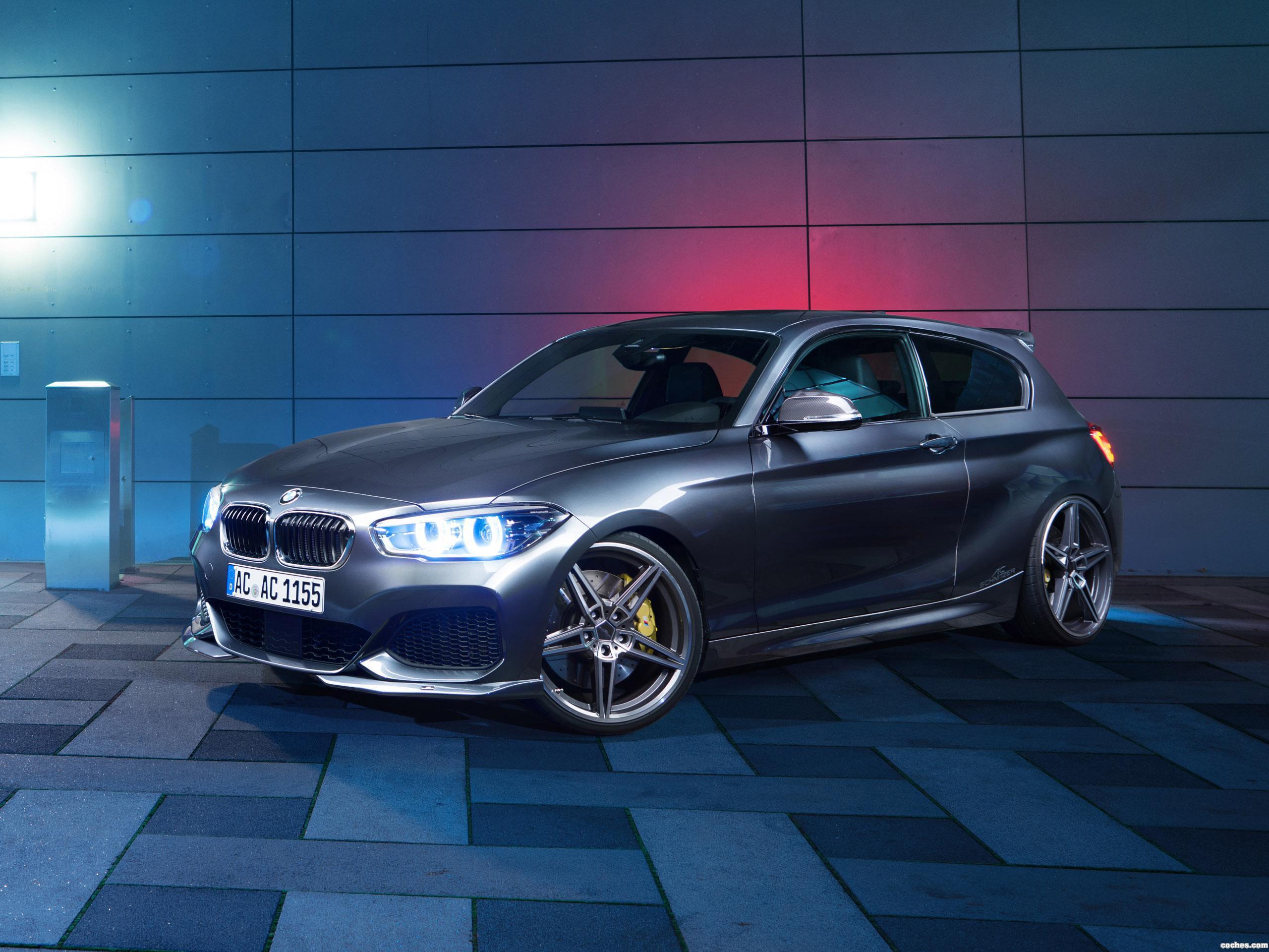 Foto 0 de AC-Schnitzer BMW Serie 1 ACS1 1.5d F20 2015