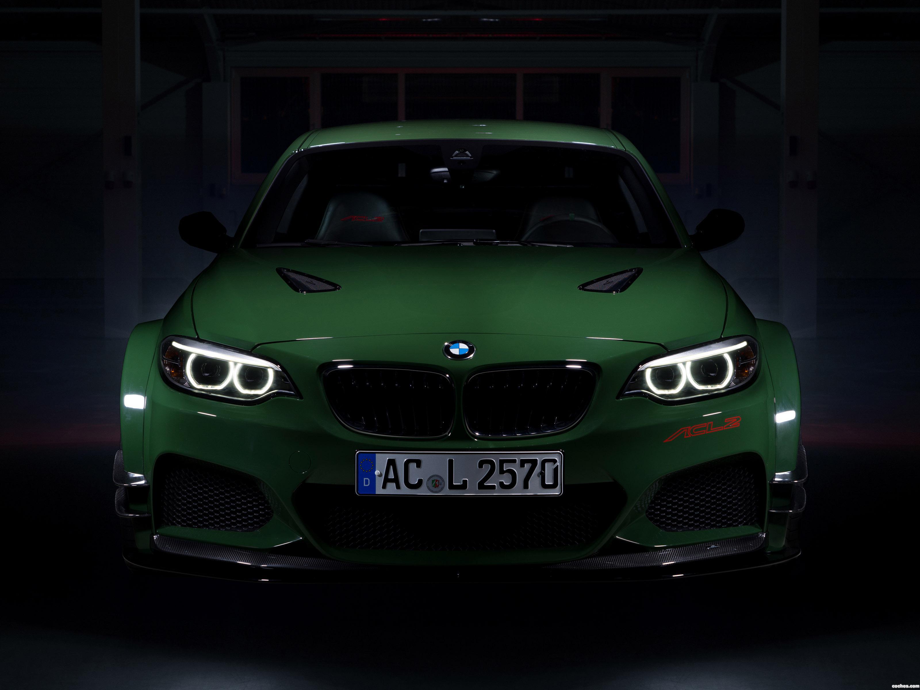 Foto 0 de AC-Schnitzer BMW Serie 2 ACL2 F22 2016