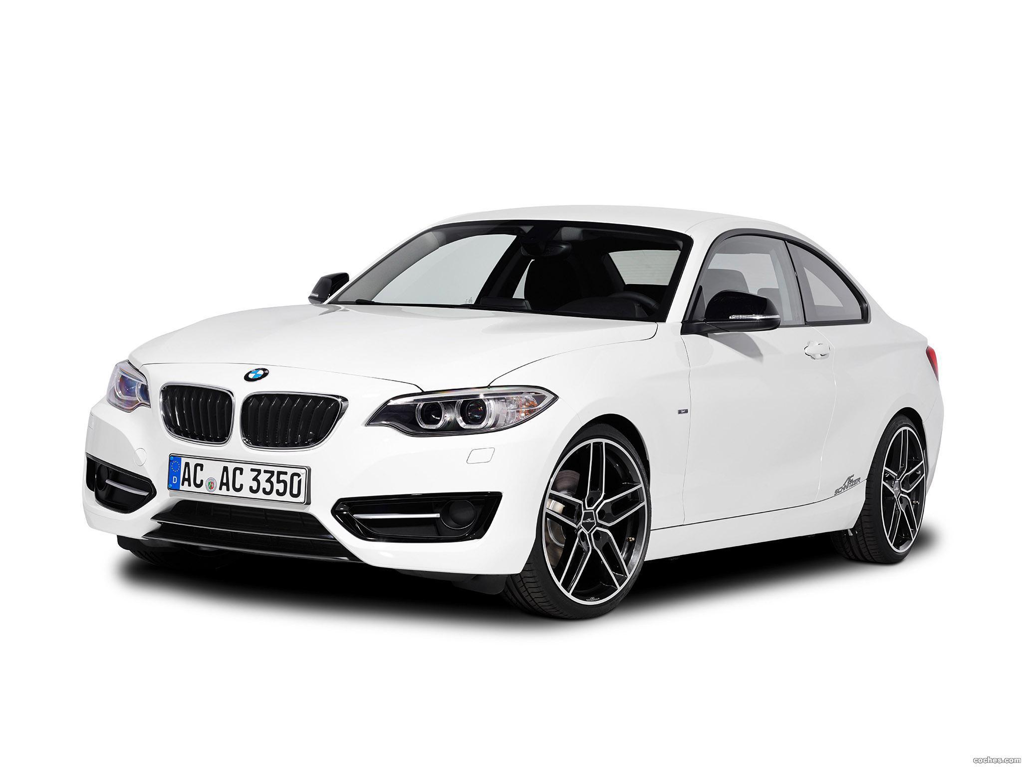 Foto 0 de AC-Schnitzer BMW Serie 2 ACS2 2.0i F22 2014