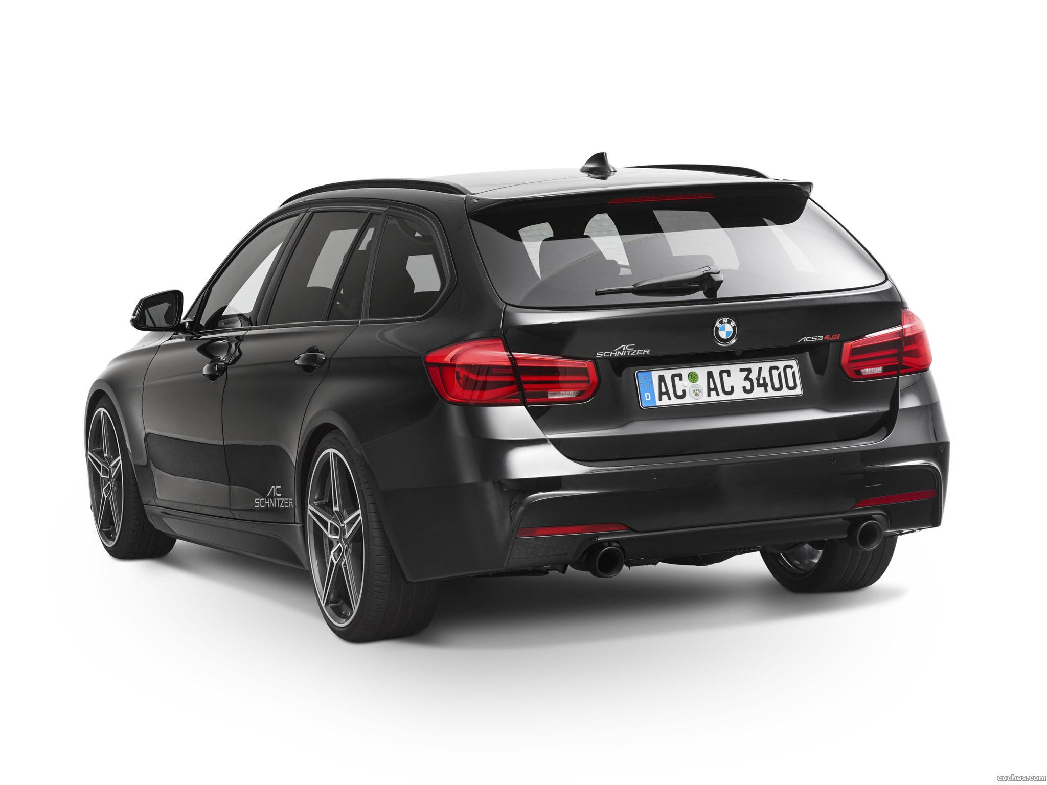 Foto 7 de AC-Schnitzer BMW Serie 3 ACS3 Touring F31 2015