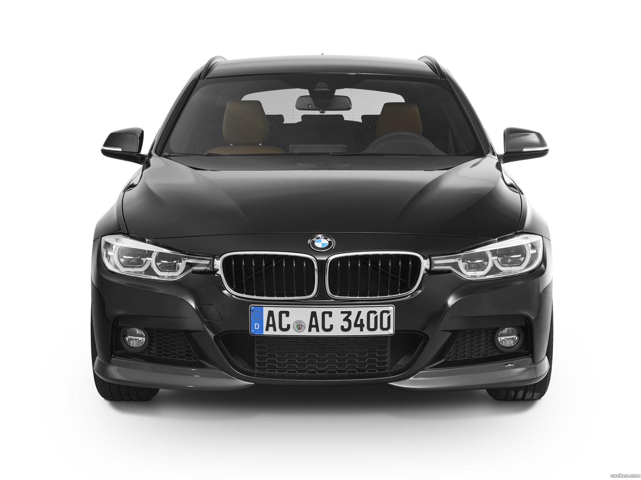 Foto 6 de AC-Schnitzer BMW Serie 3 ACS3 Touring F31 2015