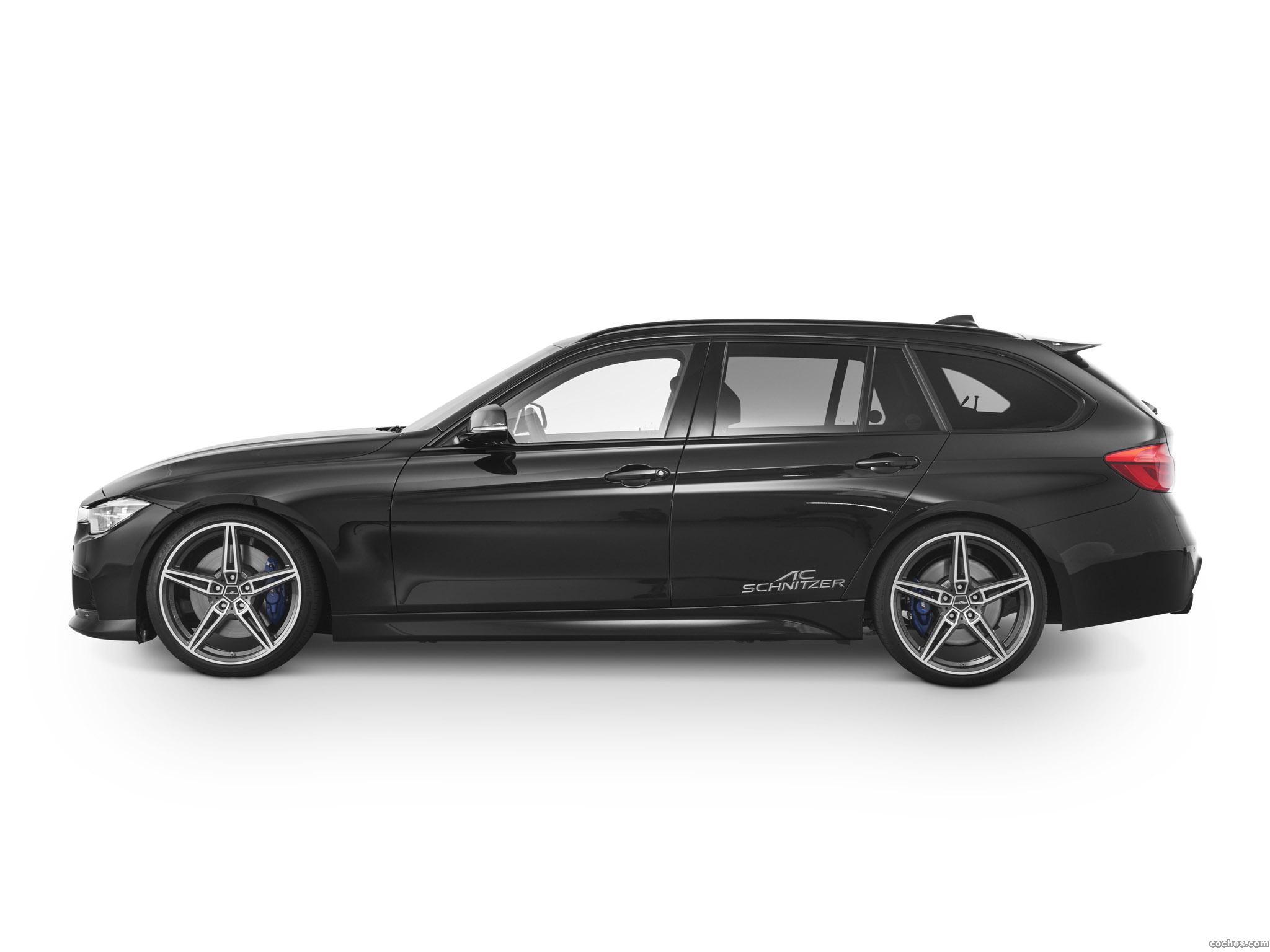Foto 4 de AC-Schnitzer BMW Serie 3 ACS3 Touring F31 2015
