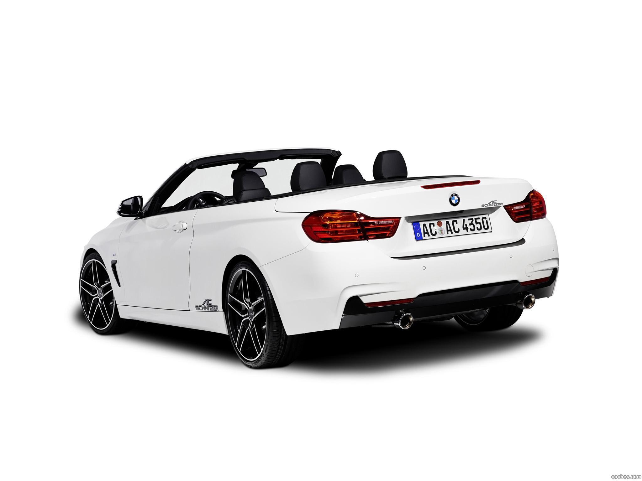 Foto 2 de AC-Schnitzer BMW Serie 4 Cabrio 2014