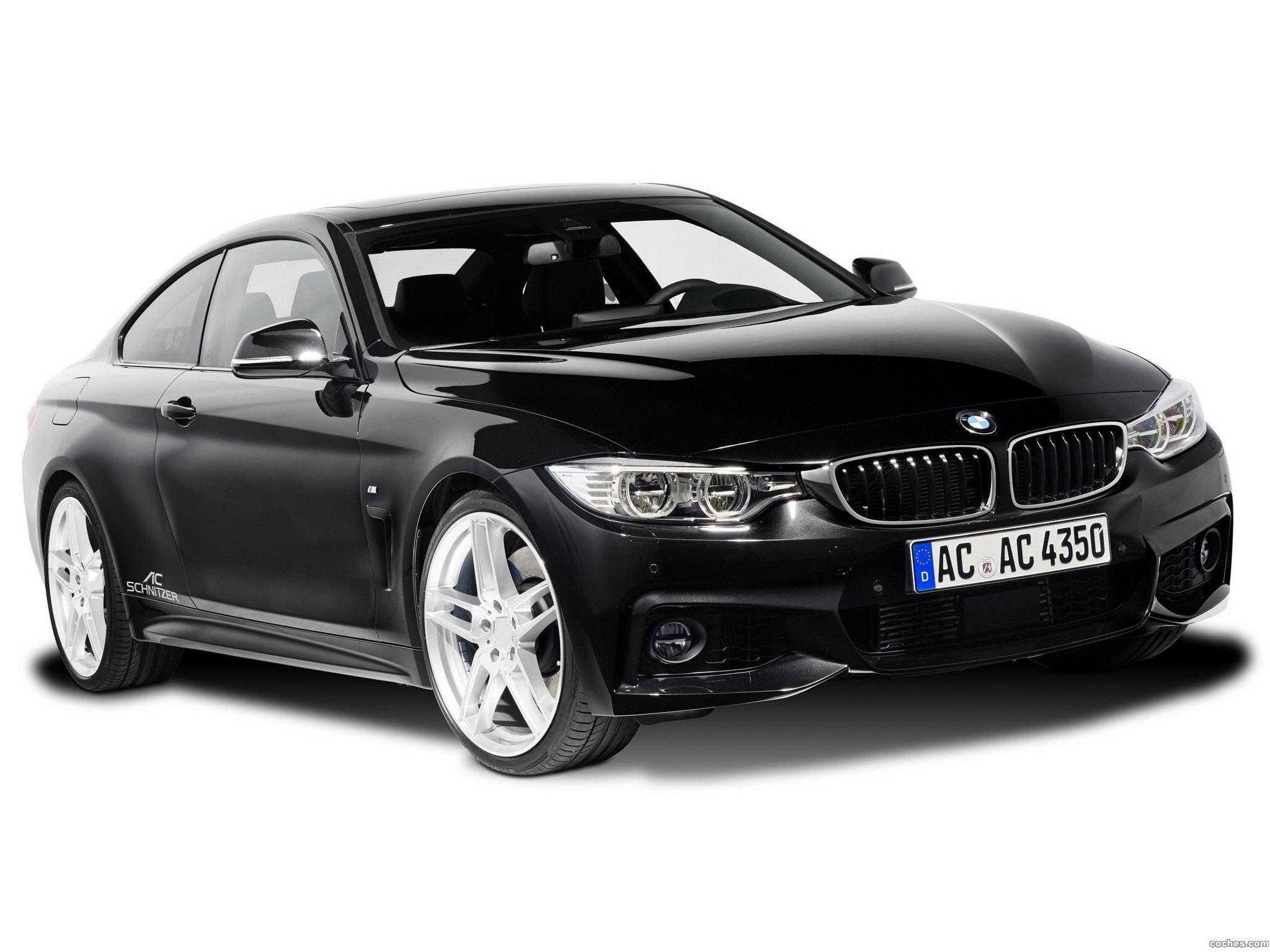 Foto 0 de AC-Schnitzer BMW Serie 4 Coupe 2013