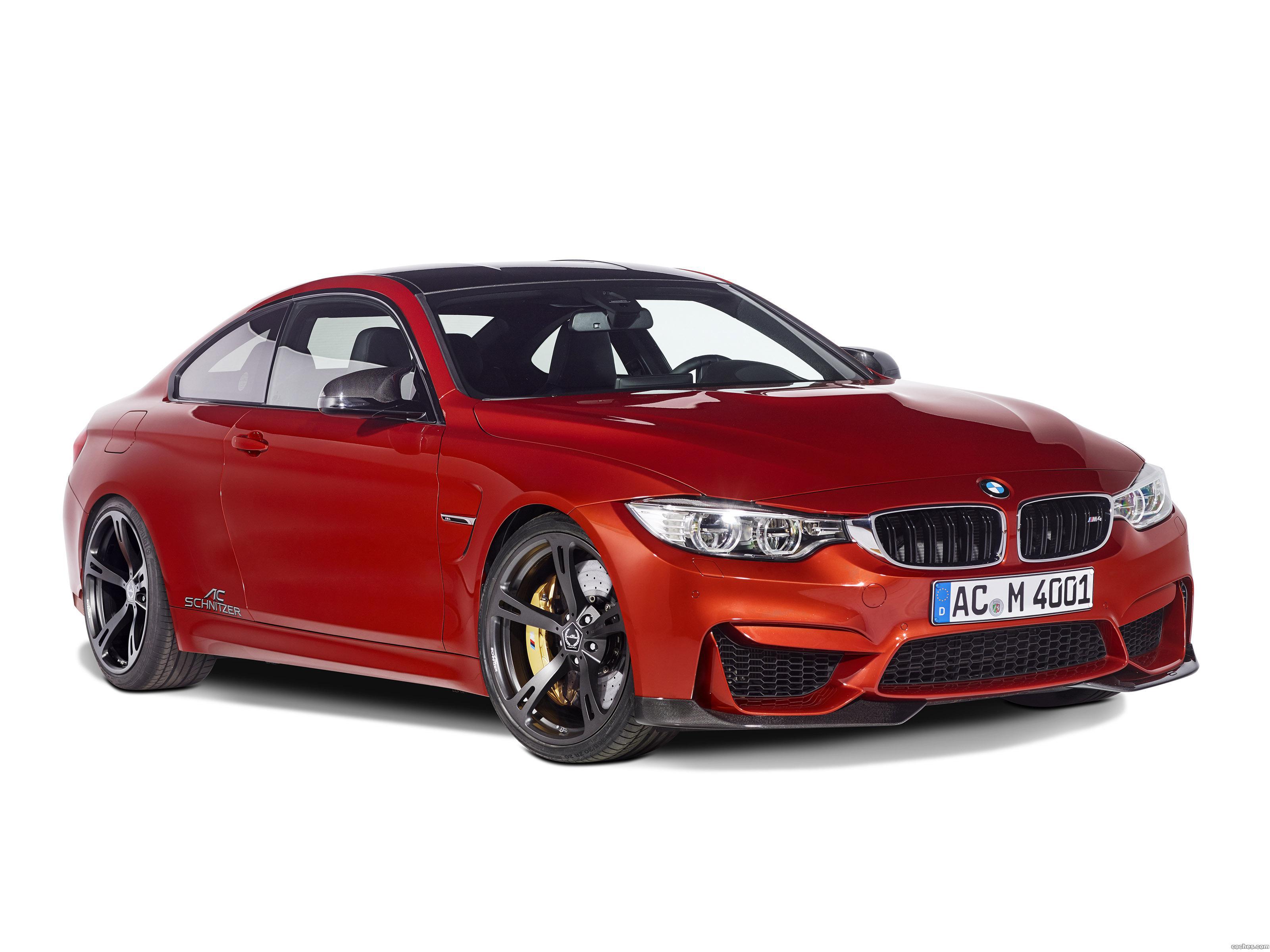 Foto 0 de AC-Schnitzer BMW M4 Coupe F82 2014