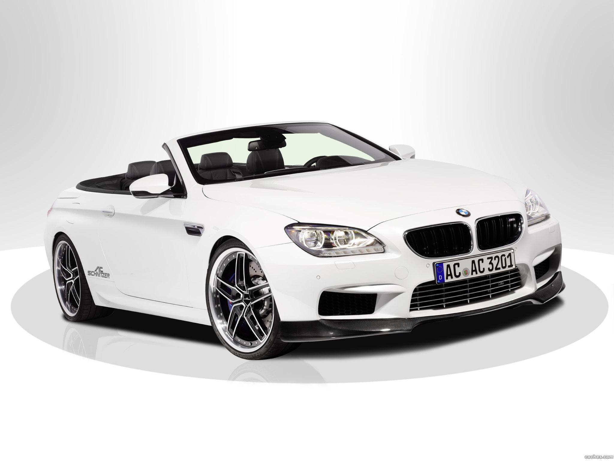Foto 0 de AC-Schnitzer BMW M6 Convertible 2013