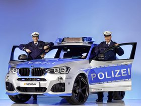 Ver foto 7 de AC-Schnitzer BMW X4 ACS Polizei Tune ItI Safe! Conc 2014