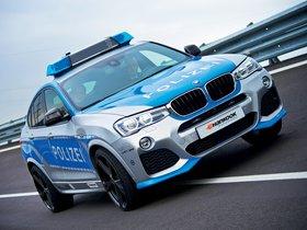 Ver foto 5 de AC-Schnitzer BMW X4 ACS Polizei Tune ItI Safe! Conc 2014