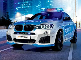 Ver foto 4 de AC-Schnitzer BMW X4 ACS Polizei Tune ItI Safe! Conc 2014