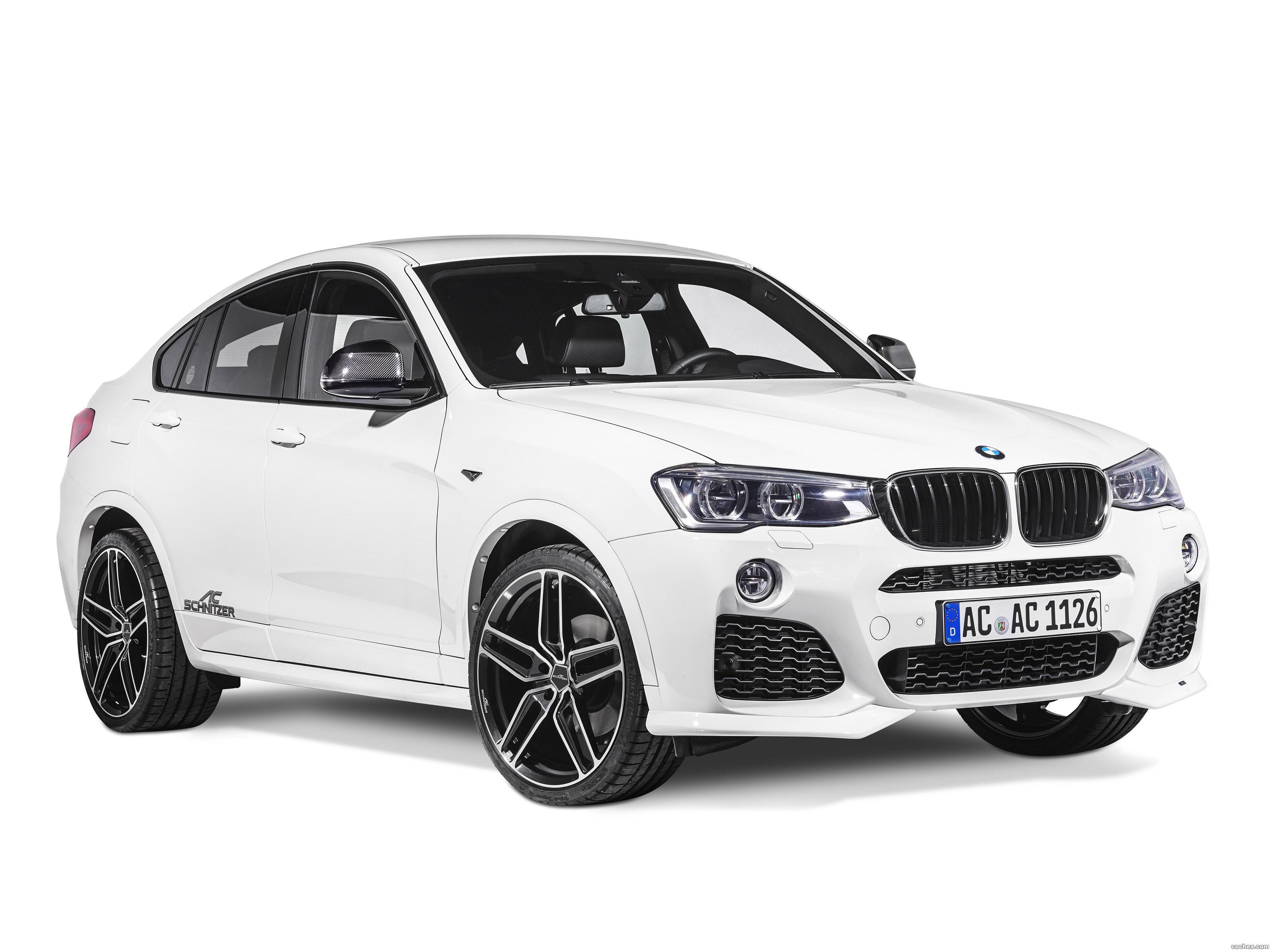 Foto 0 de AC-Schnitzer BMW X4 ACS4 F26 2014